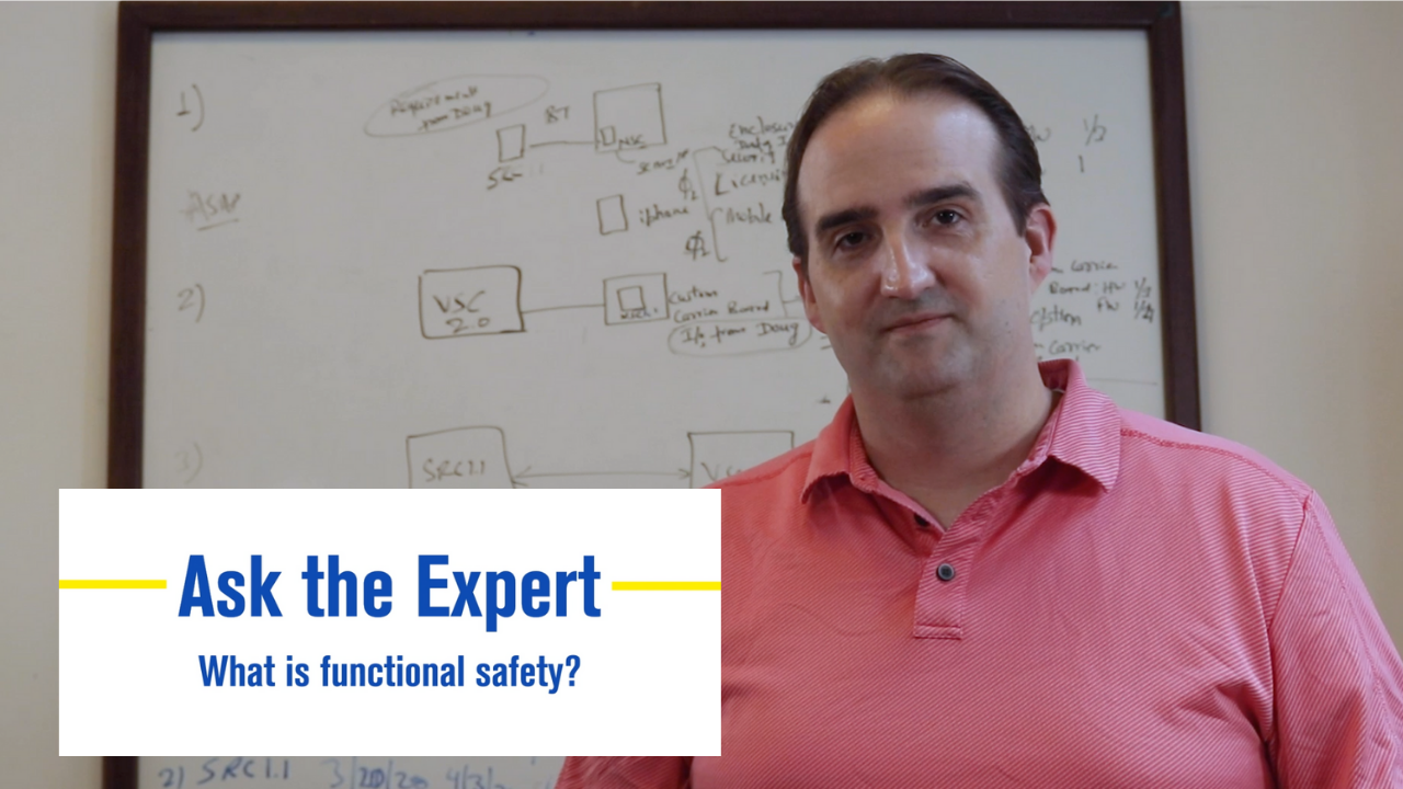 What-is-Functional-Safety-Ask-the-Expert-Video-FORT
