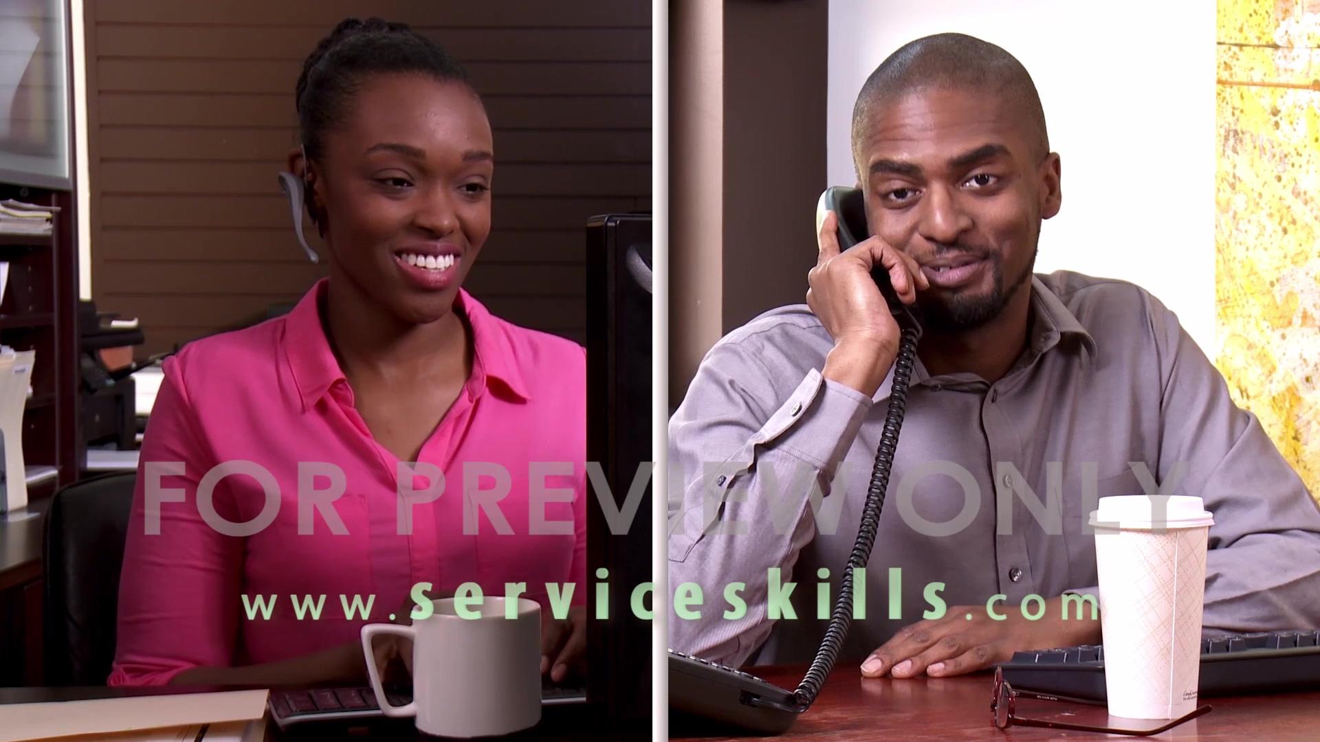 Essential Telephone Skills
