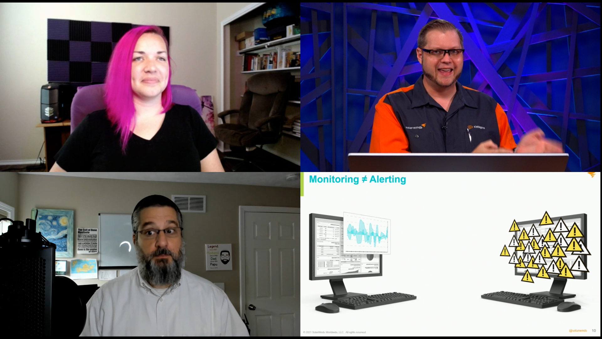 Back to the (Monitoring) Basics