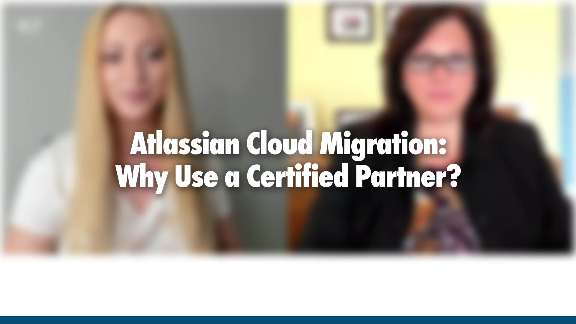 Atlassian Cloud Migration - Why use a Partner (2)