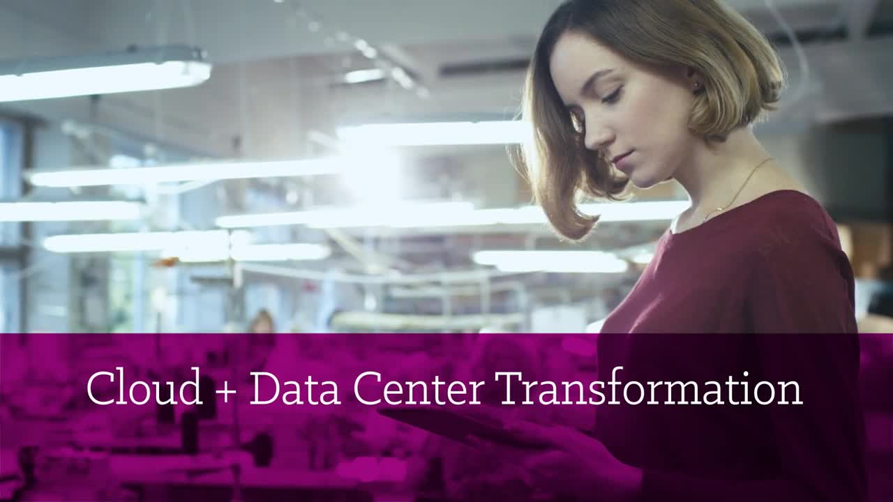Insight Cloud + Data Center Transformation