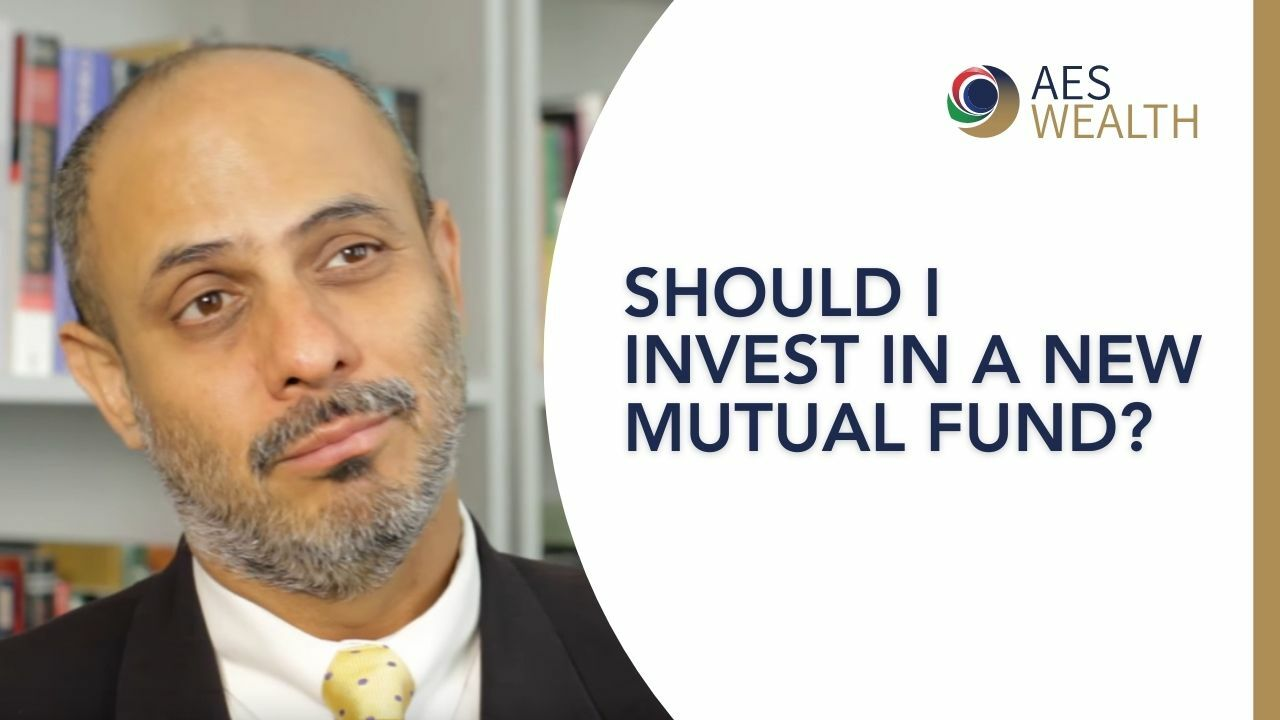 Adviser Vlog 47 Why new funds are best avoided