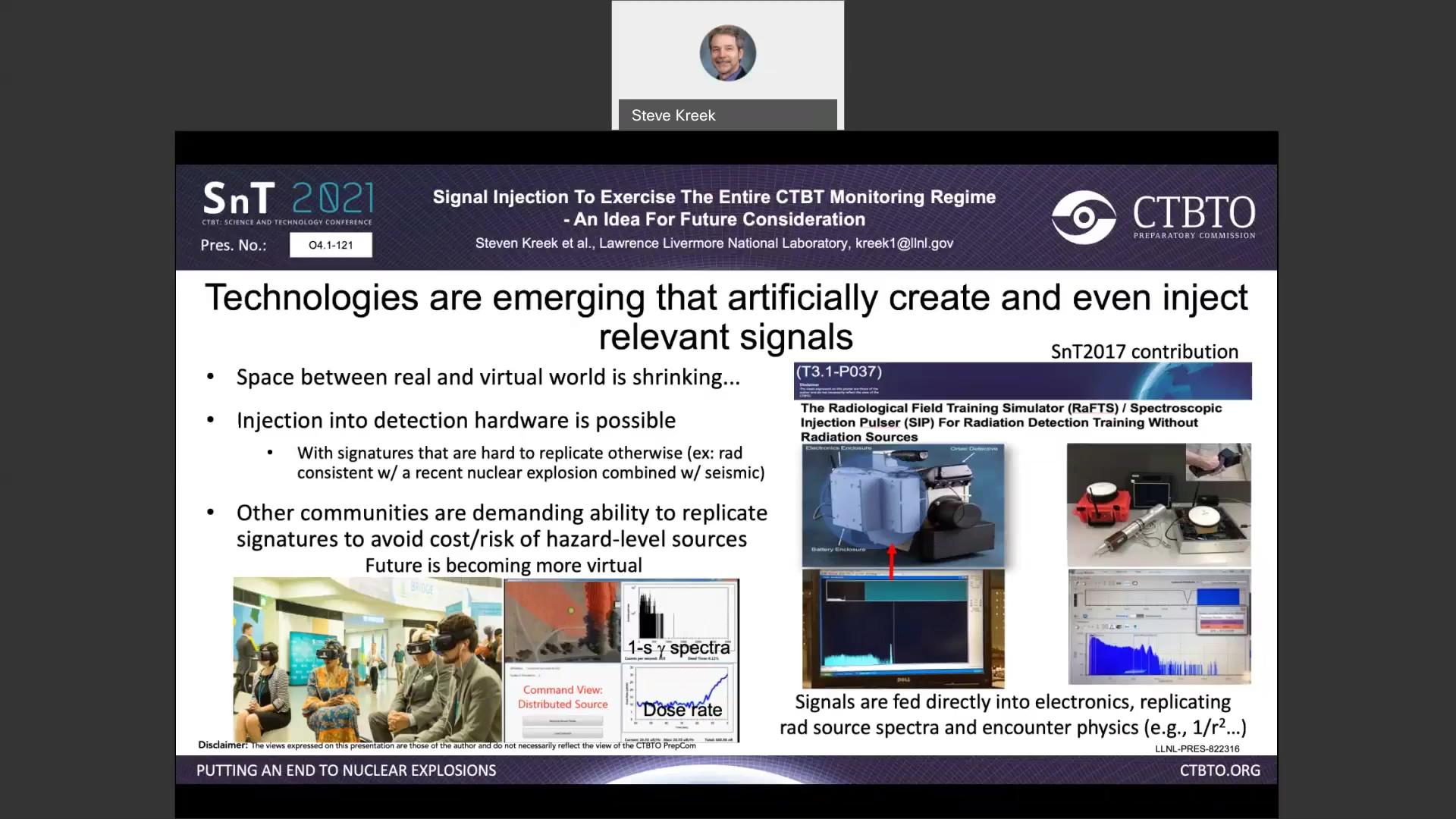 CTBTO Presentation