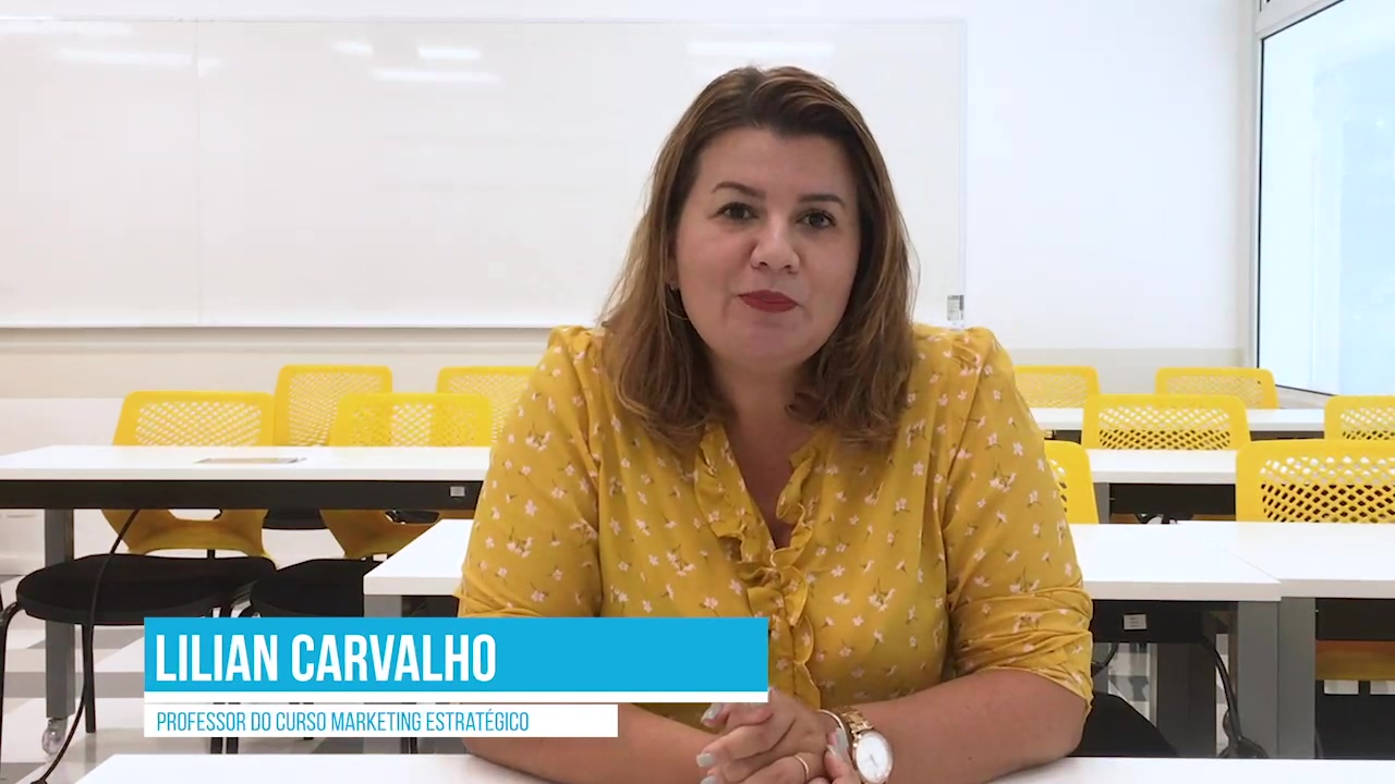 Lilian Carvalho - Marketing Estratégico
