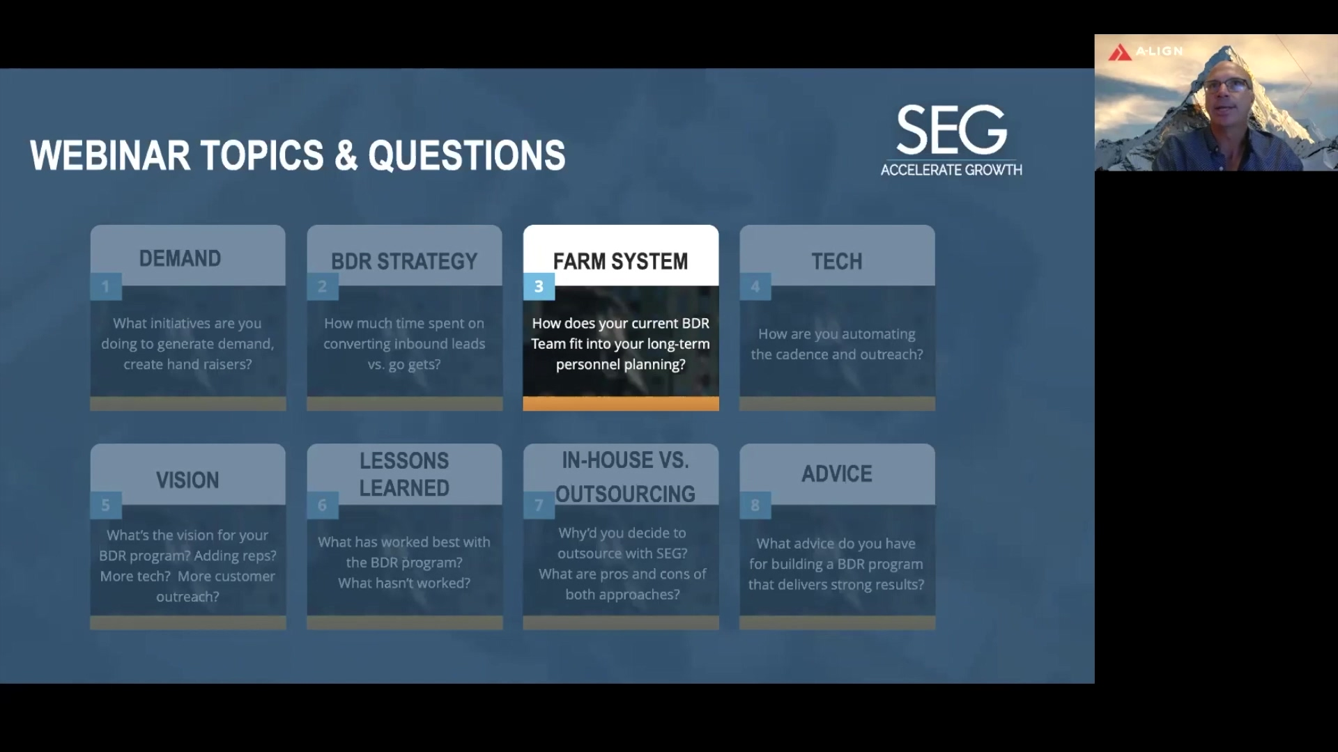A-LIGN Webinar- What Skills To Look For When Hiring A BDR