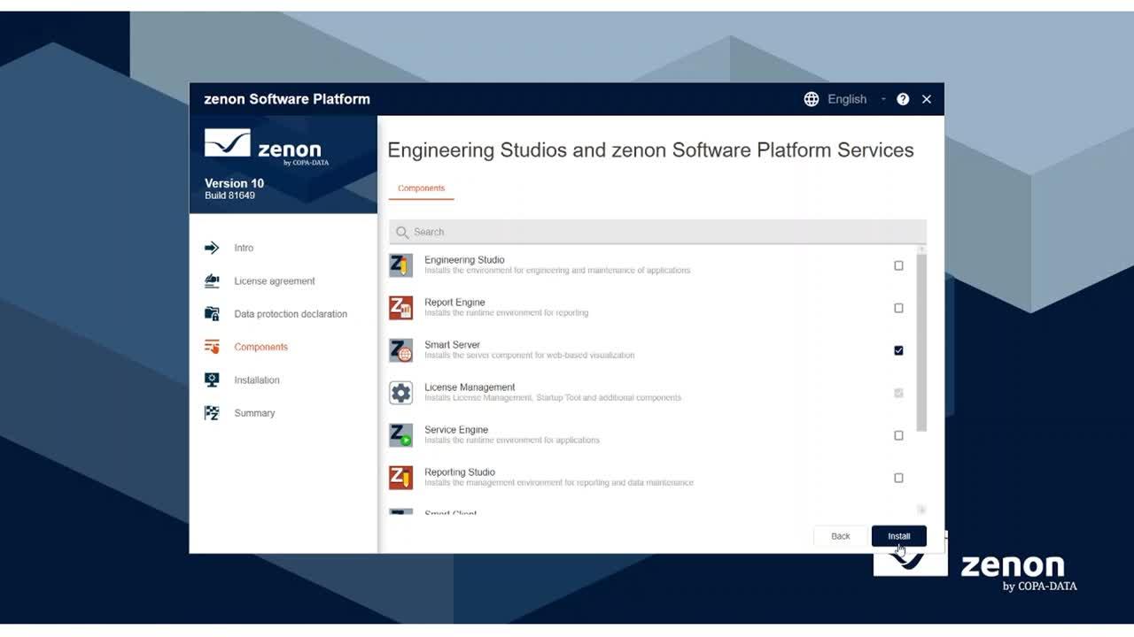 zenon Smart Server