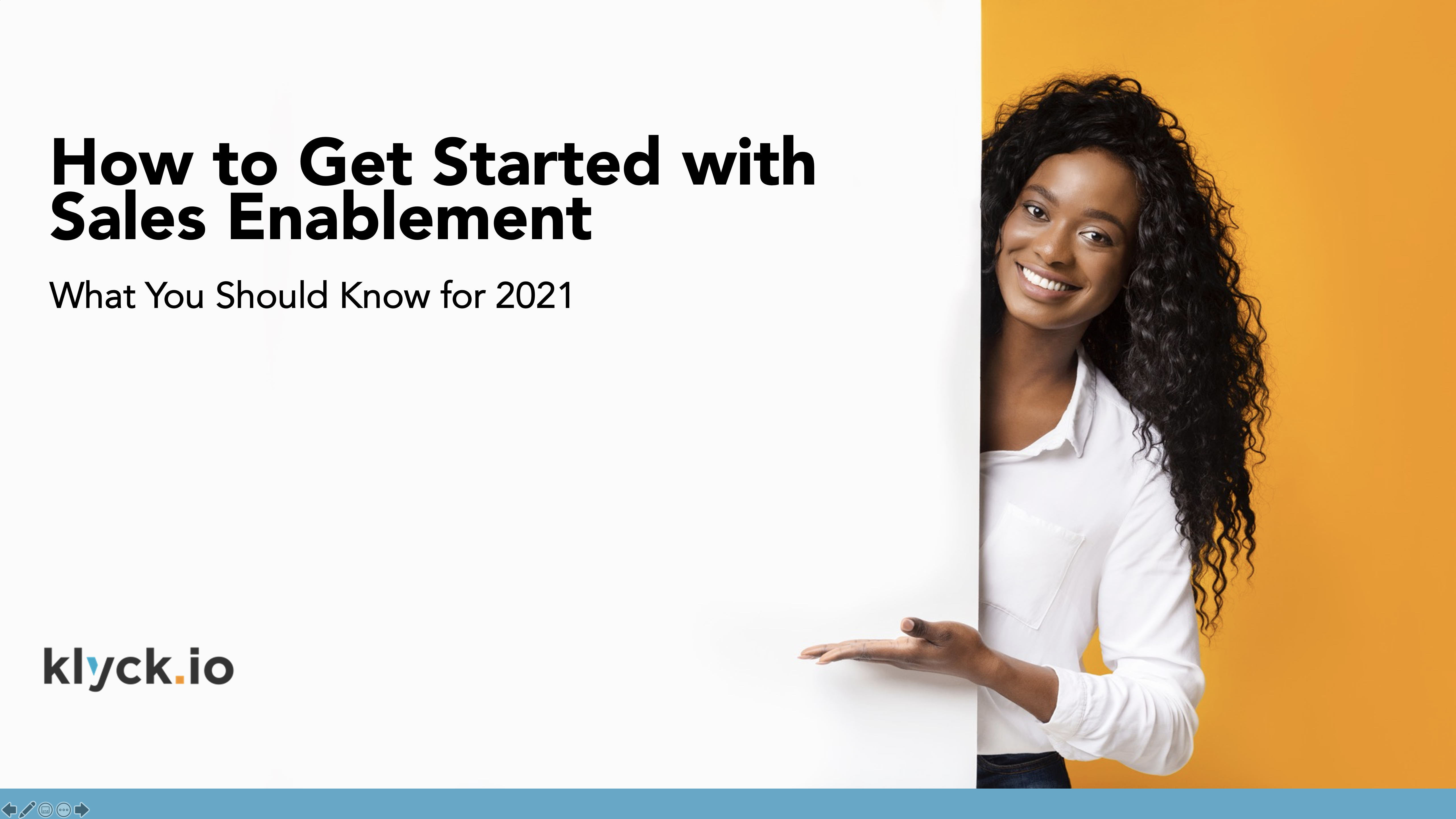 How to Get Started with Sales Enablement