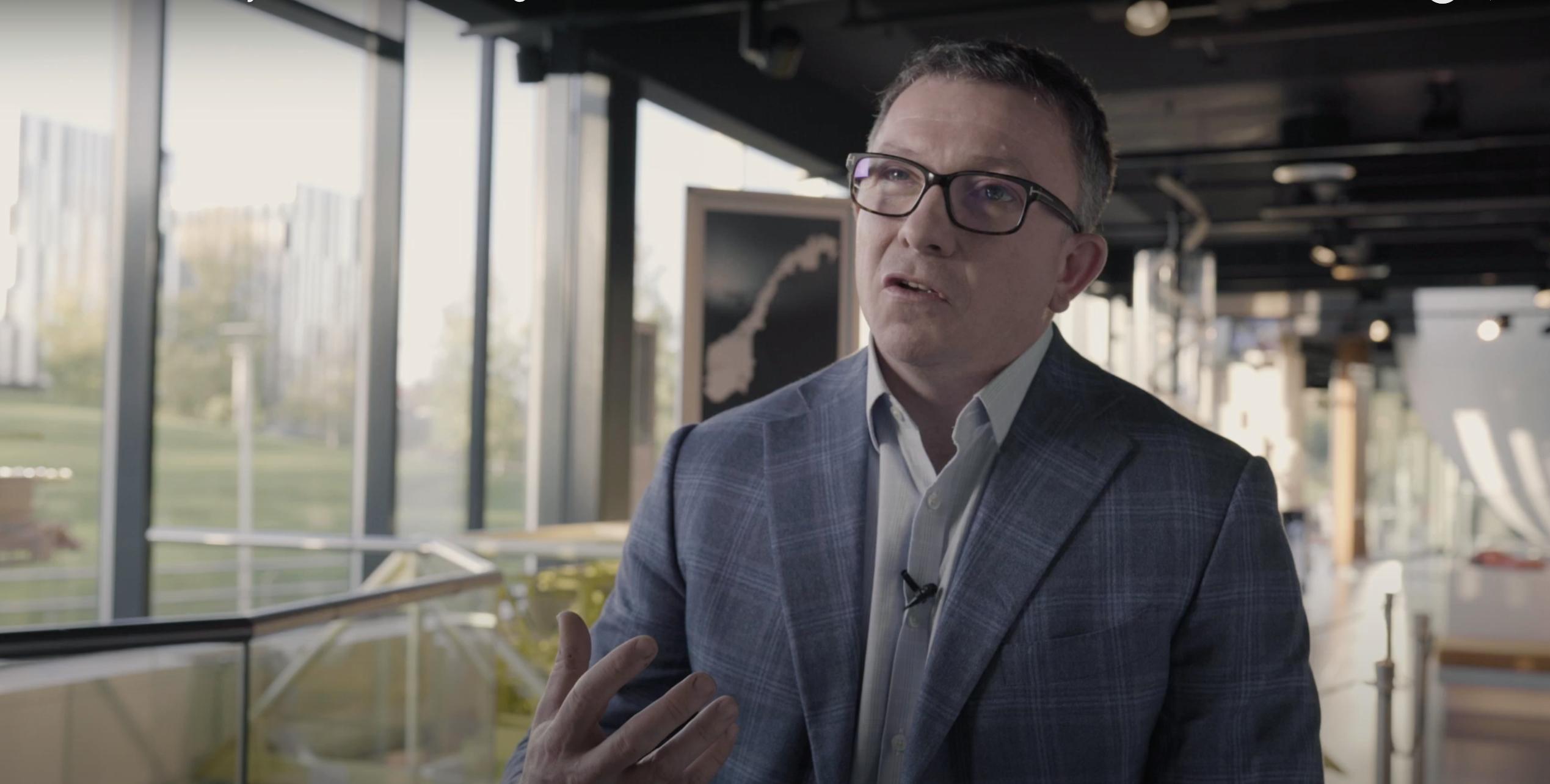 How Karl Johnny Hersvik is Making Data Do More