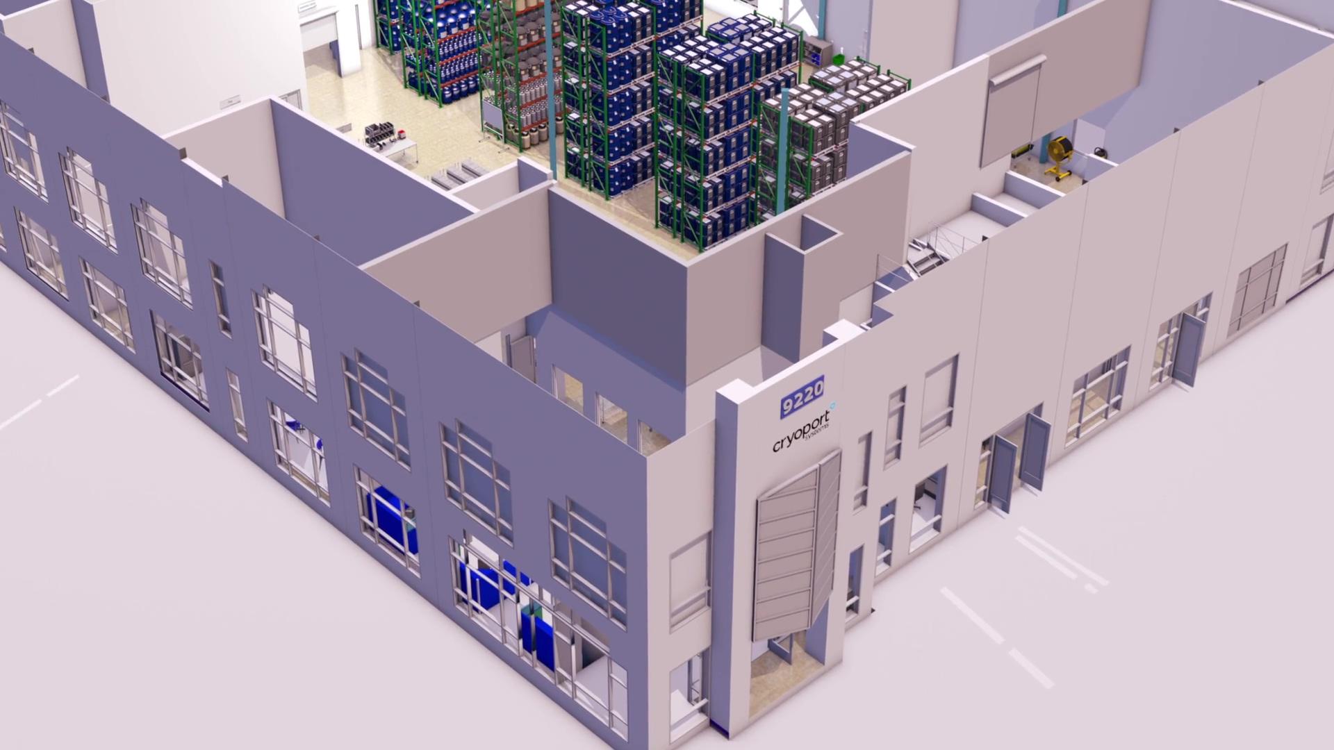 Cryoport BioServices - Houston