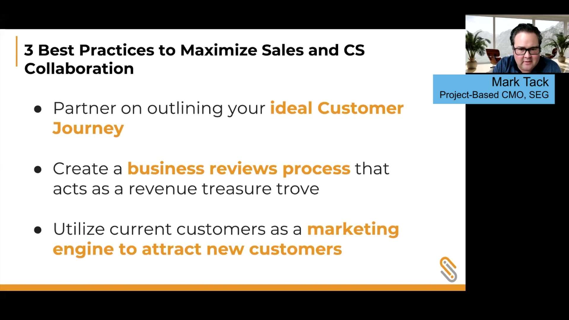 Carema Consulting Webinar- Whats the Skillset of a Customer Success Manager