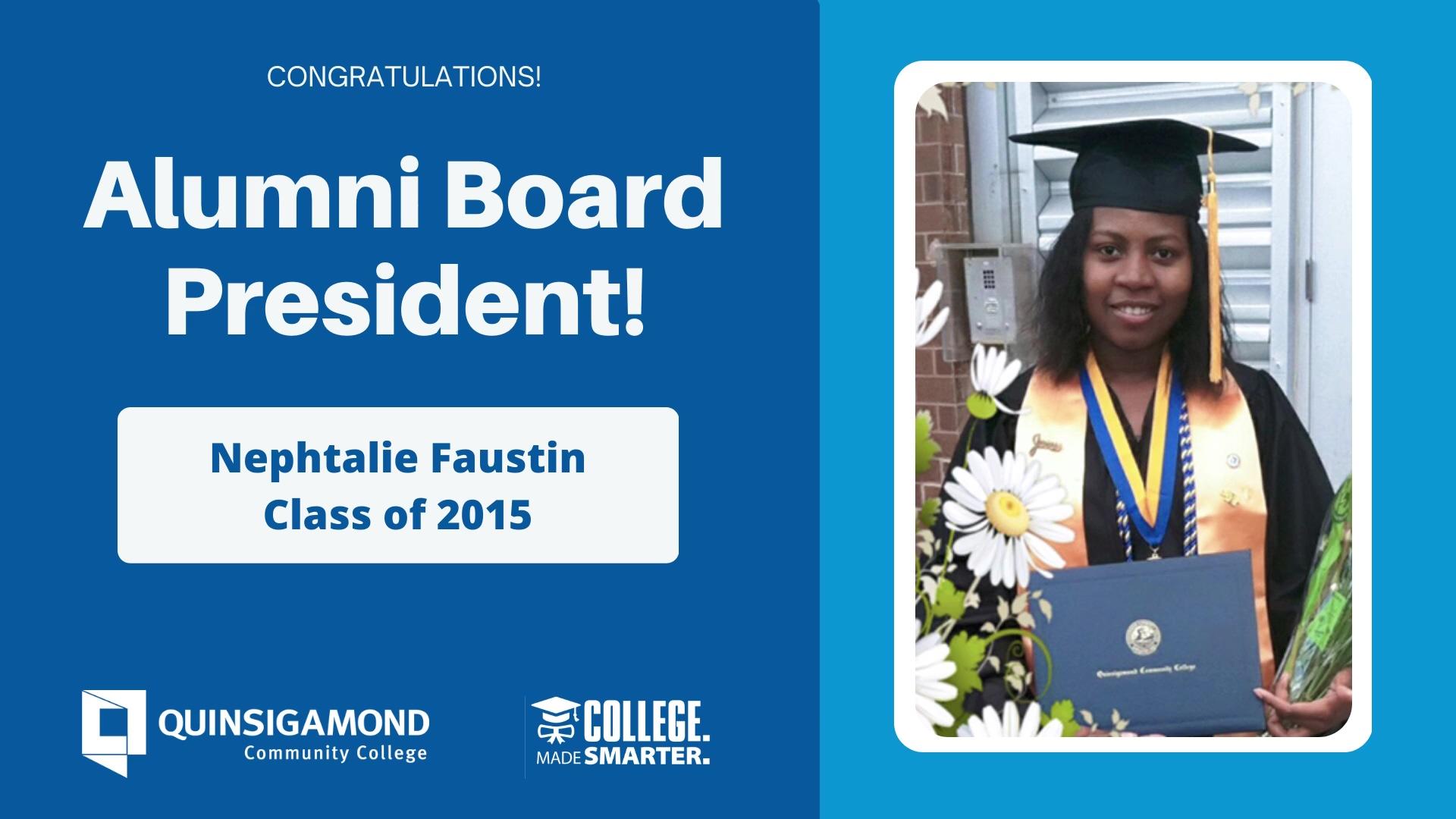 Alumni Board Election Results