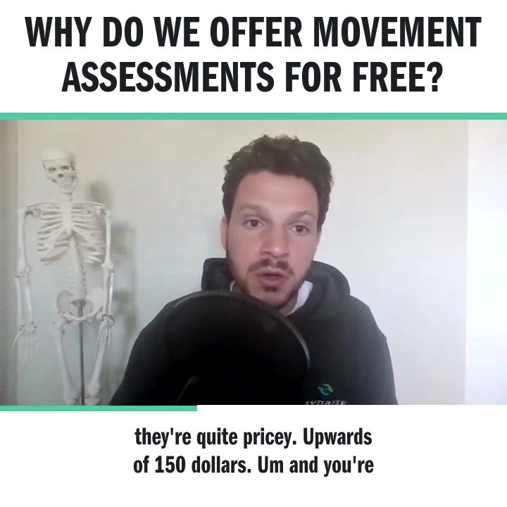 Why do we offer Movement Assessments for free_