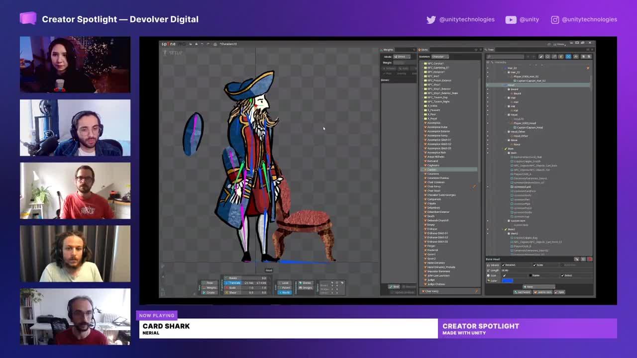 Creator Spotlight: Gameplay inspiration for vivid art animation