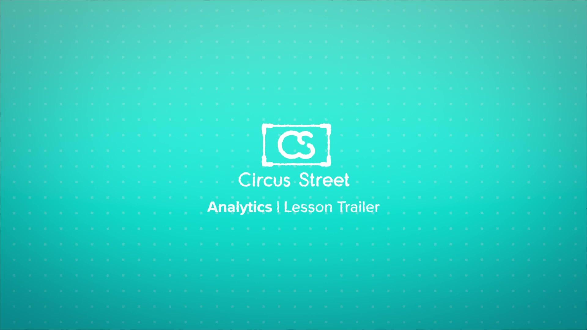 Analytics Trailer