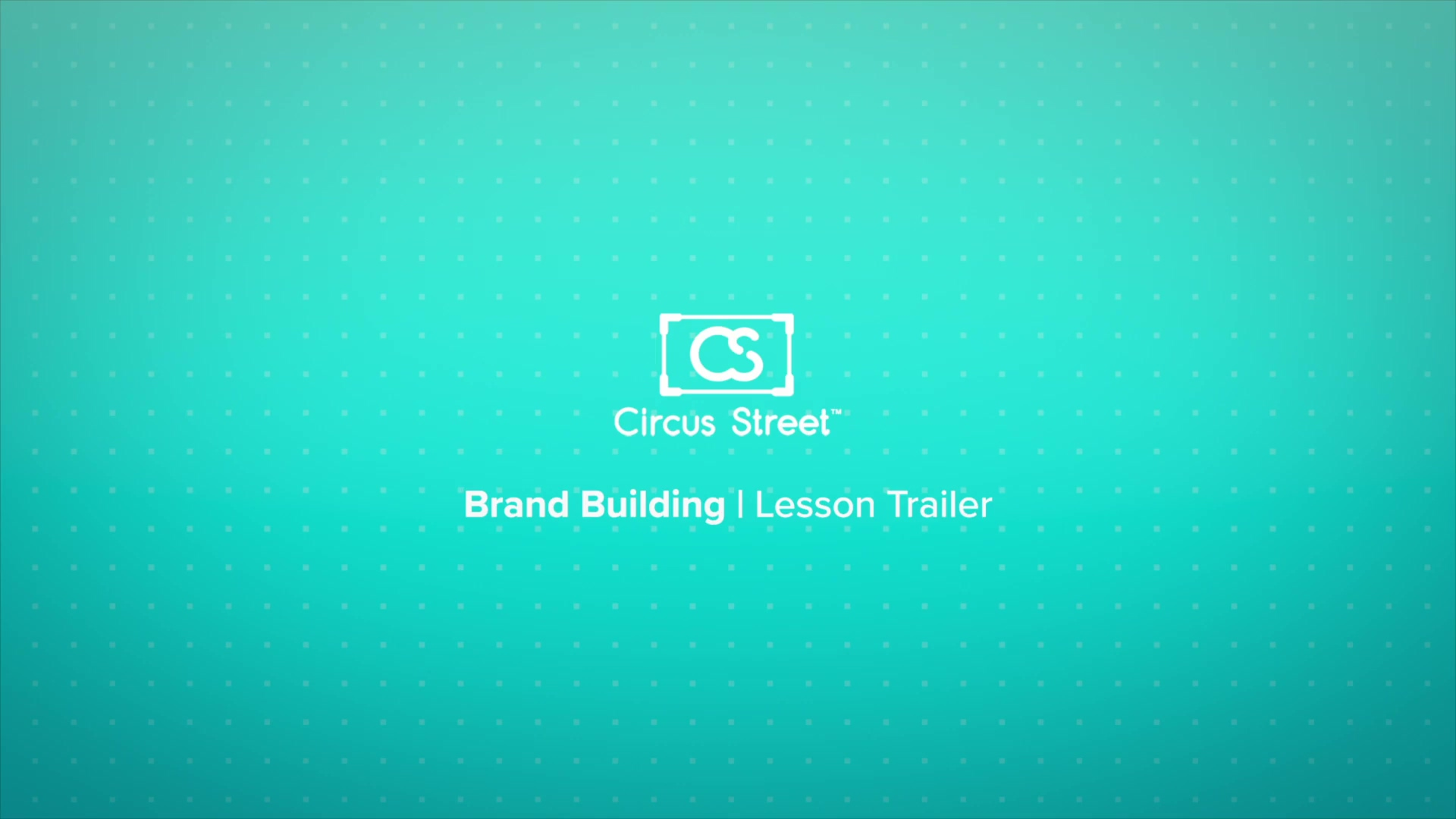 Brand Building in the Digital Age Trailer