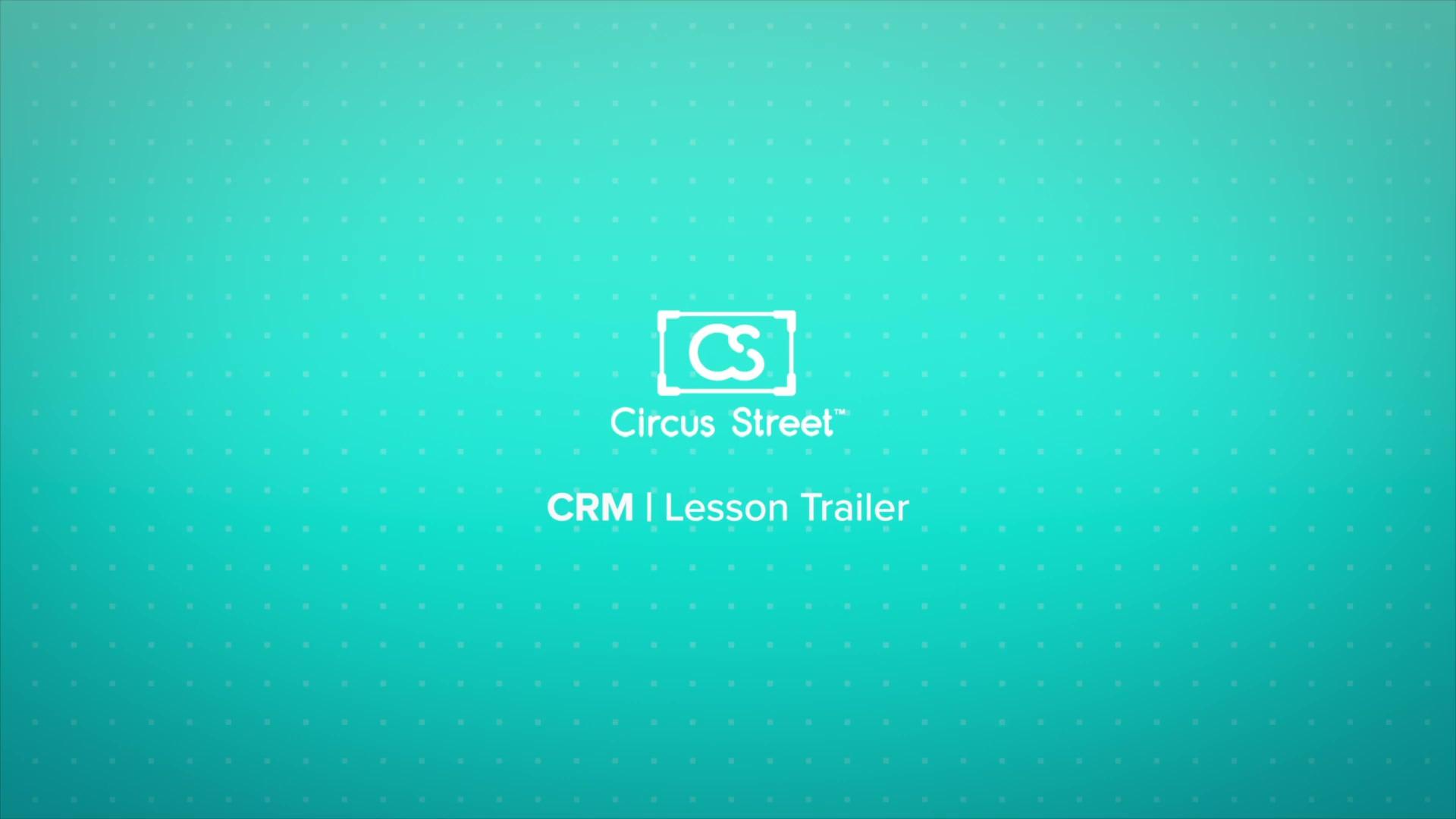 CRM Trailer