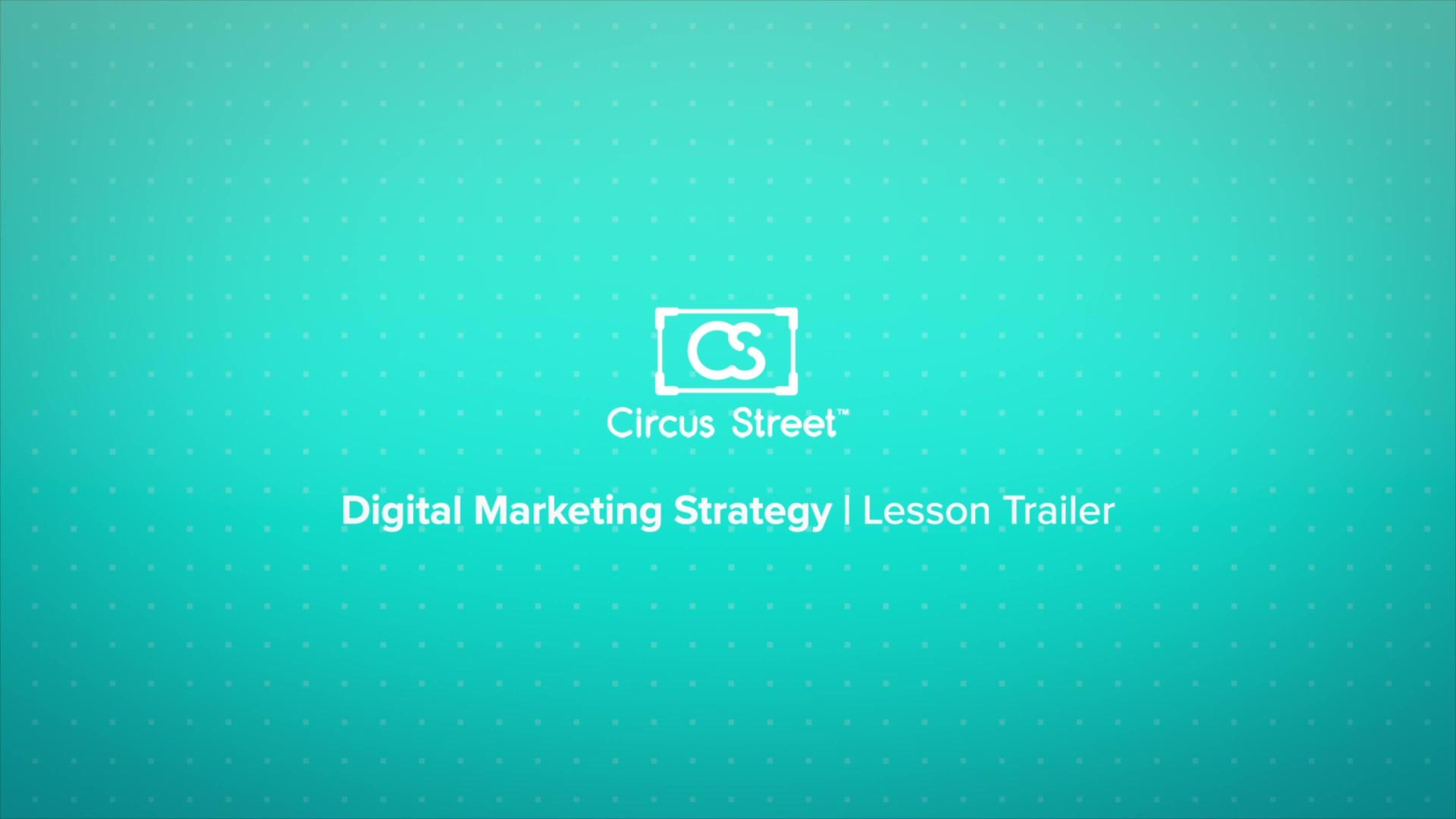 Digital Marketing Strategy Trailer