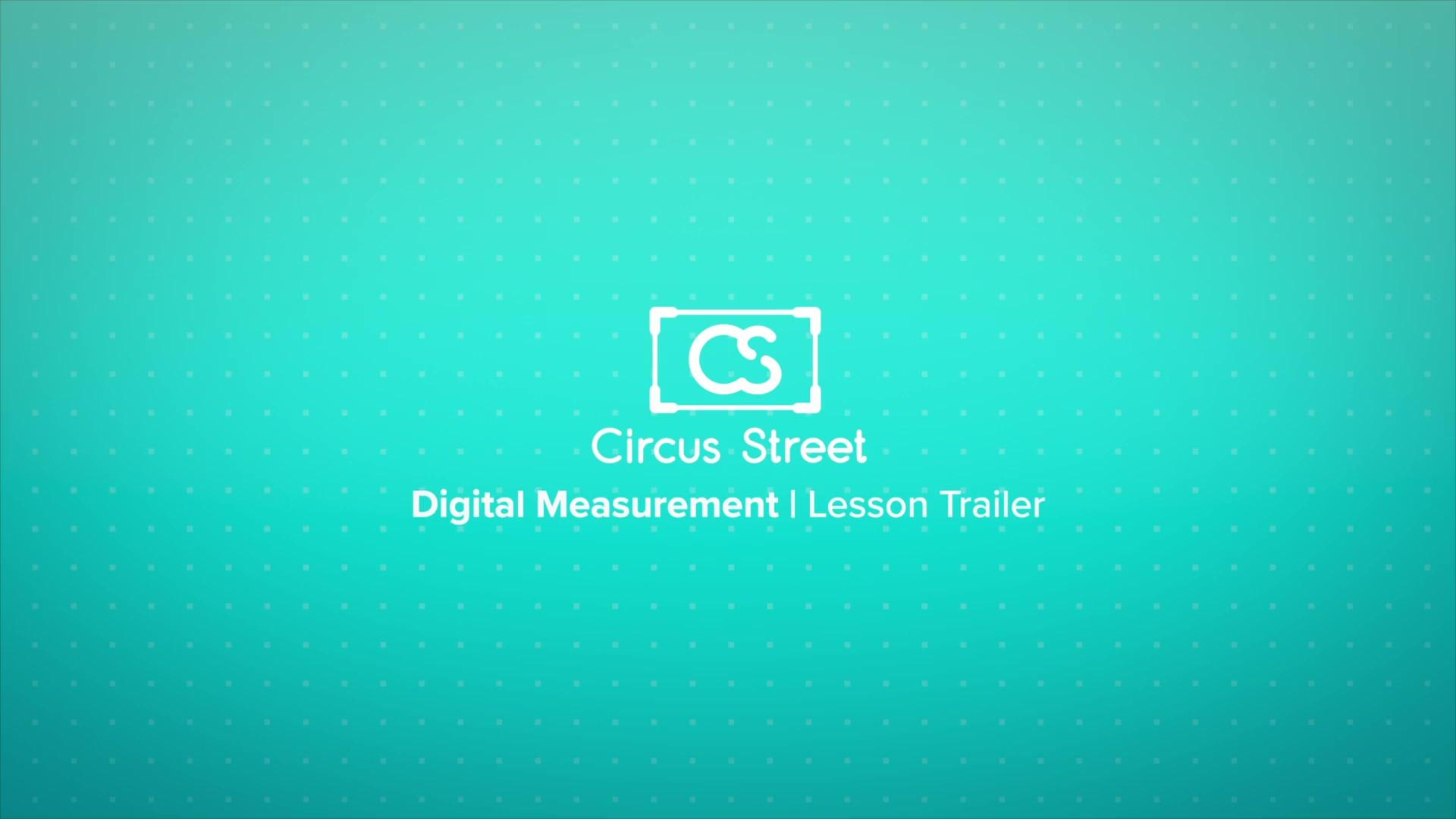 Digital Measurement Trailer