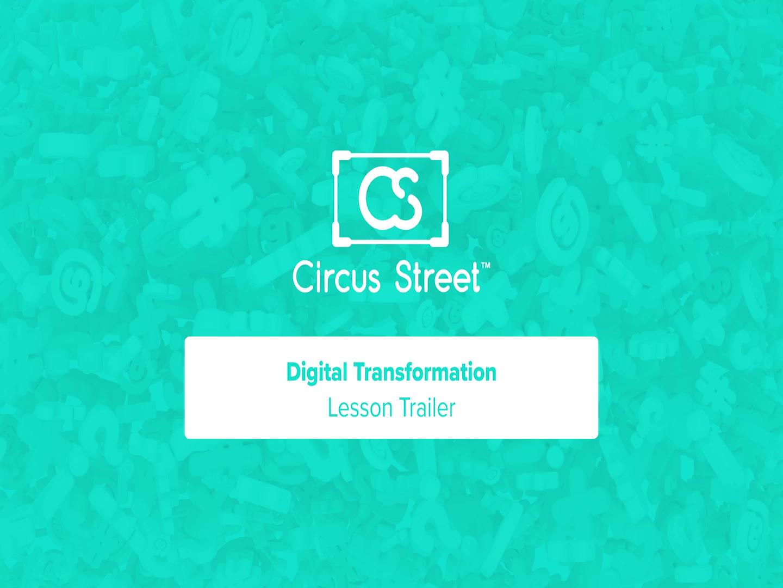 Digital Transformation Trailer