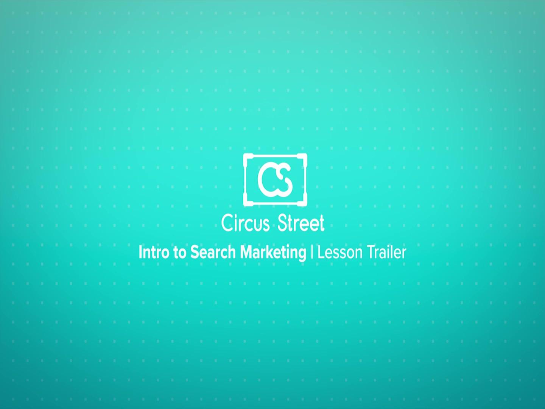 Intro To Search Marketing Trailer
