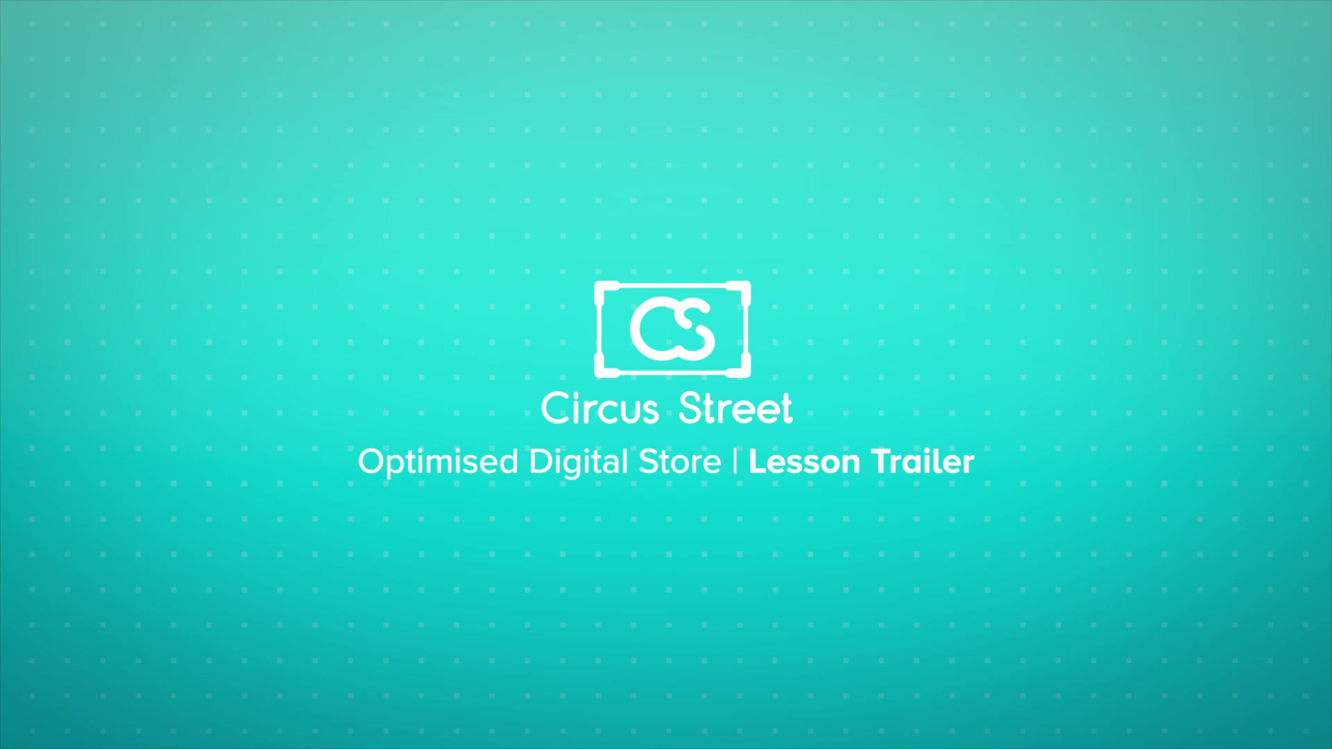 Optimised Digital Store Trailer