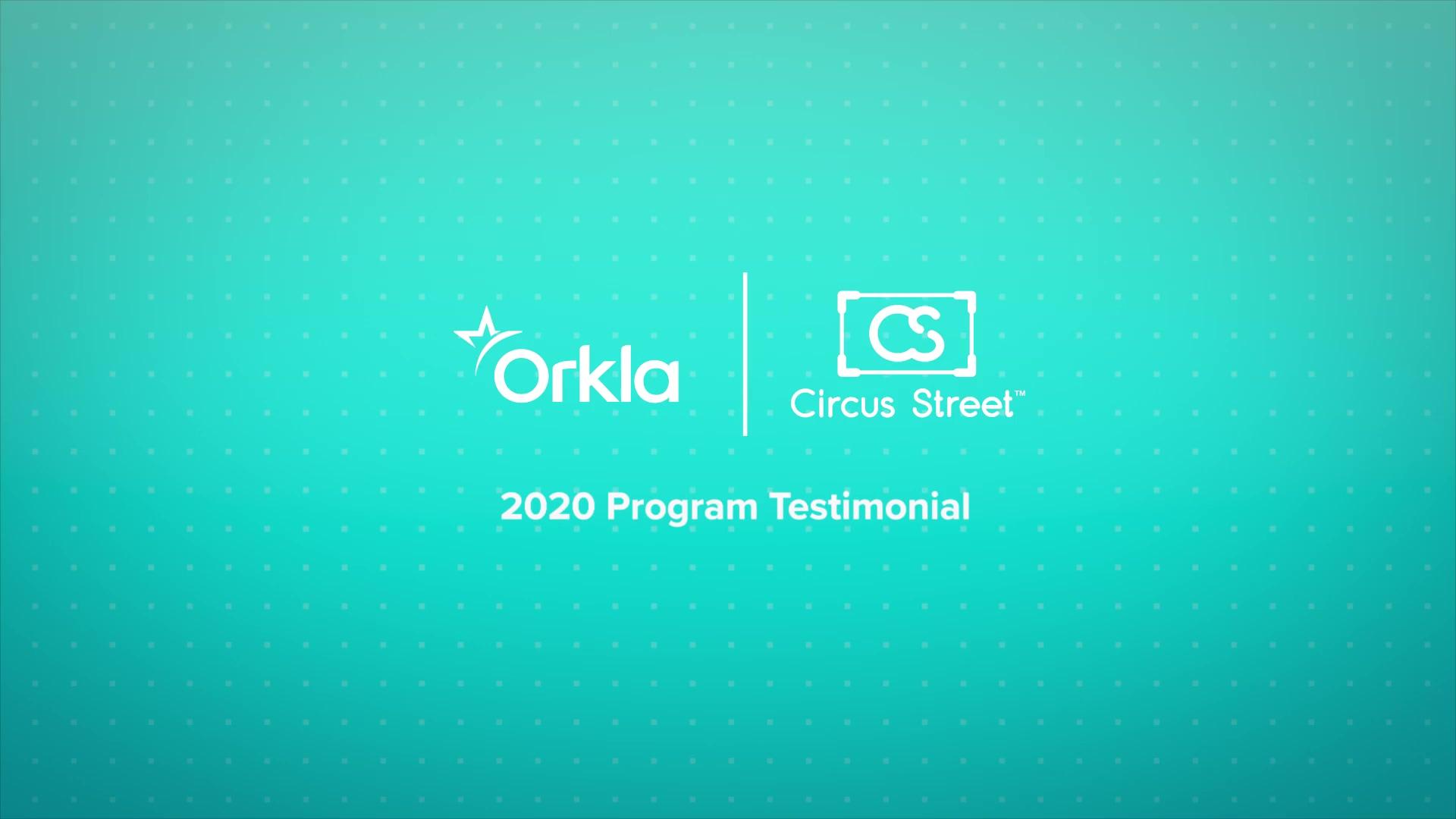 Orkla, Haagen Saether-Larsen Program Testimonial 2020
