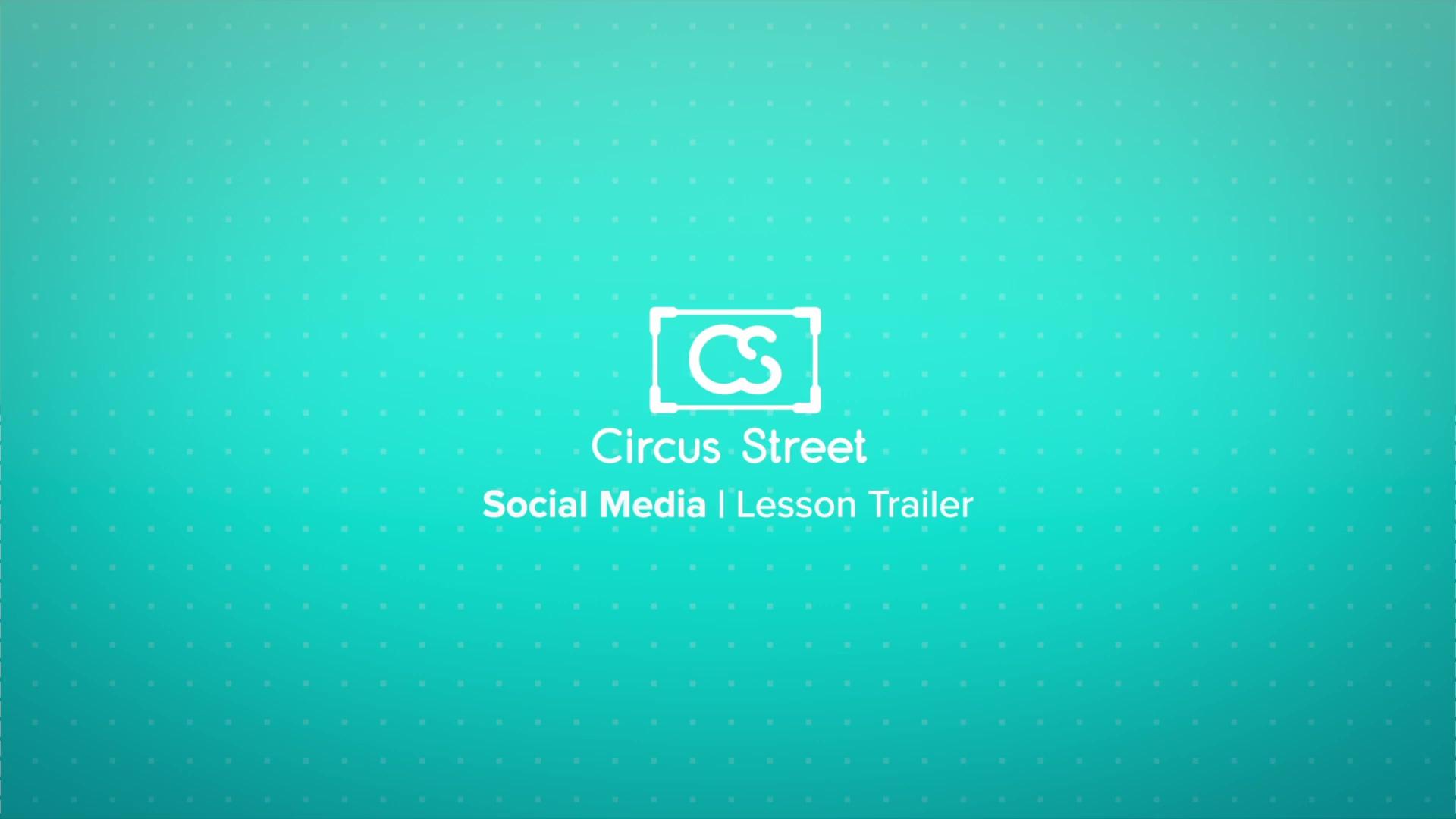 Social Media Lesson Trailer