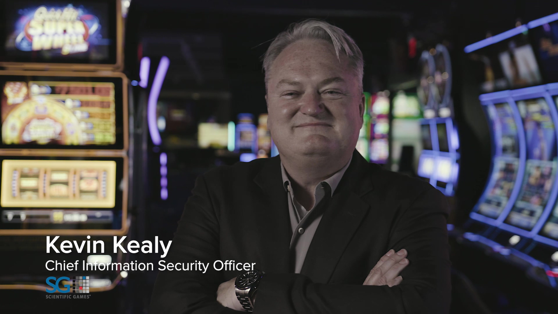 Interview with Scientific Games CISO