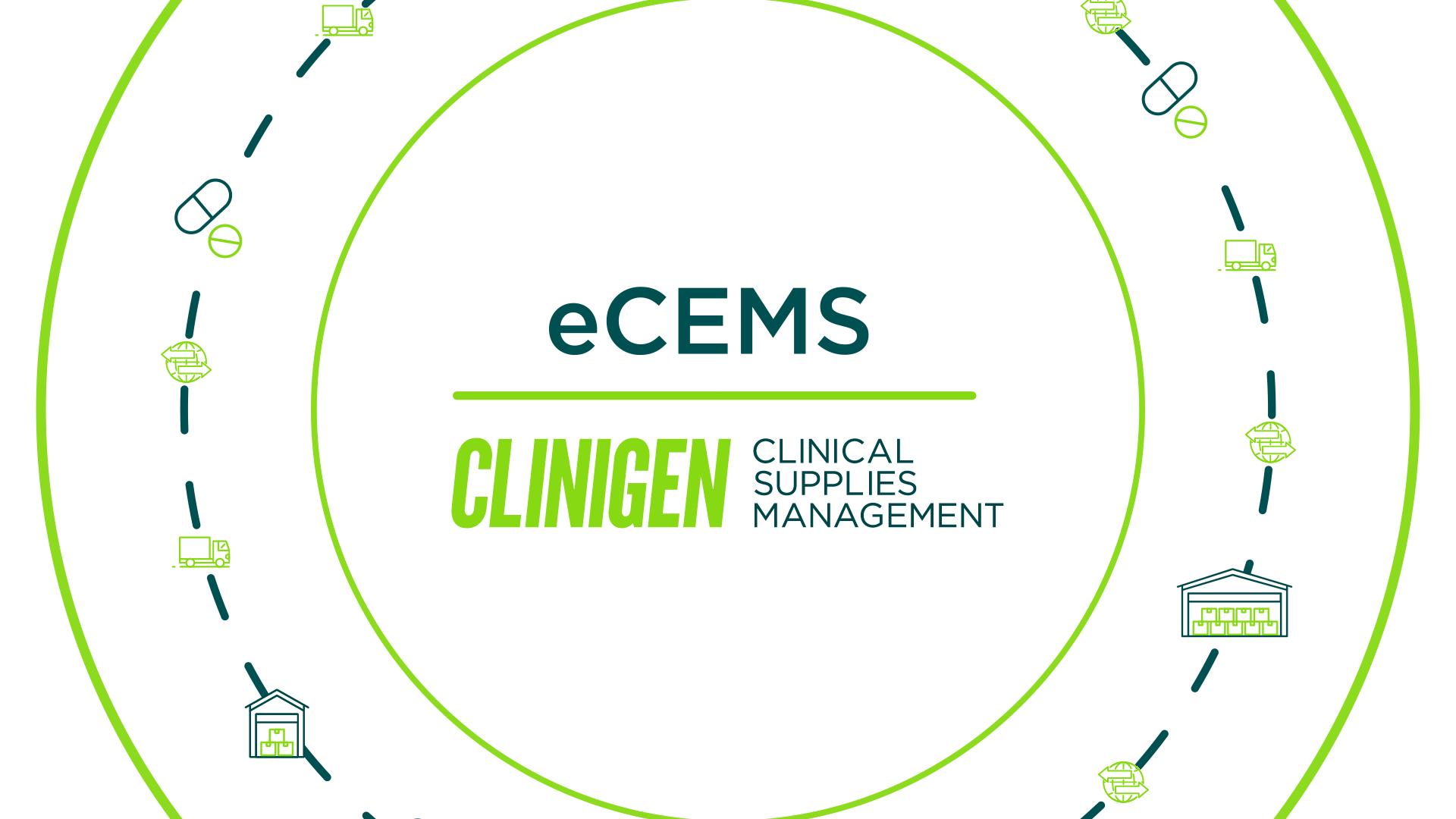 Clinigen eCEM V4 (With Smart eCEMS)