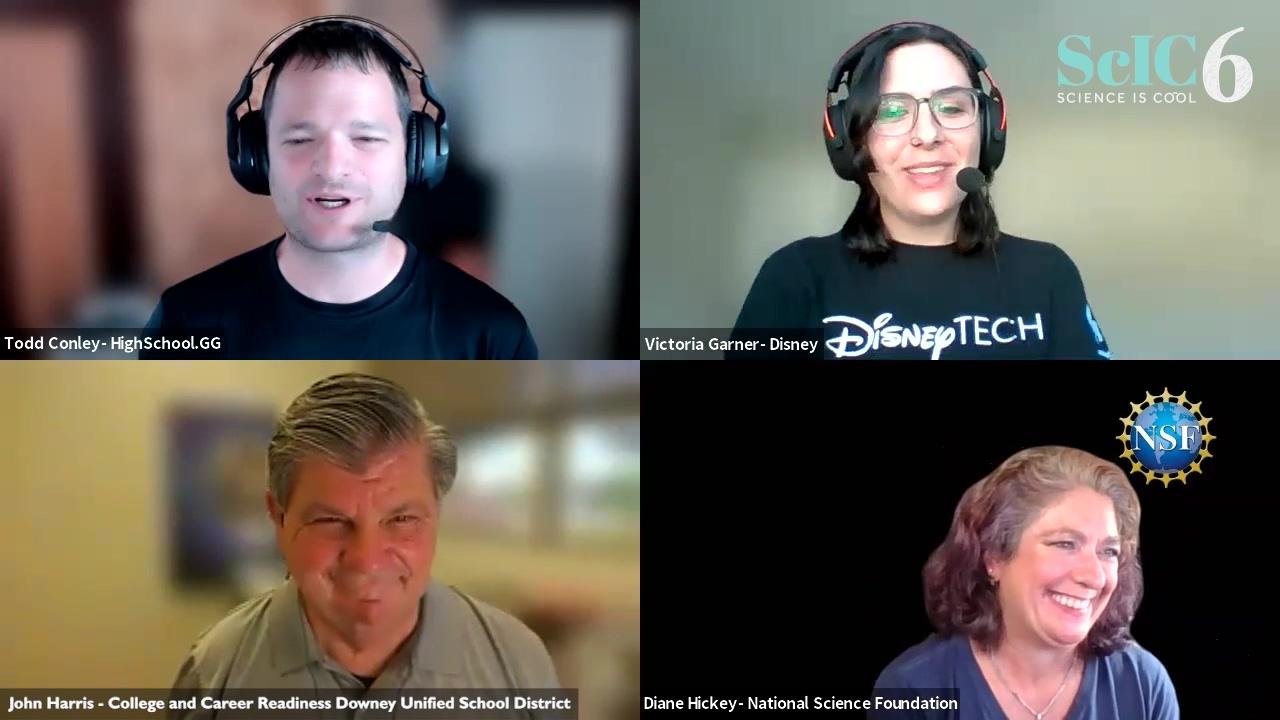 Panel 8 - 21st Century Skills 720p