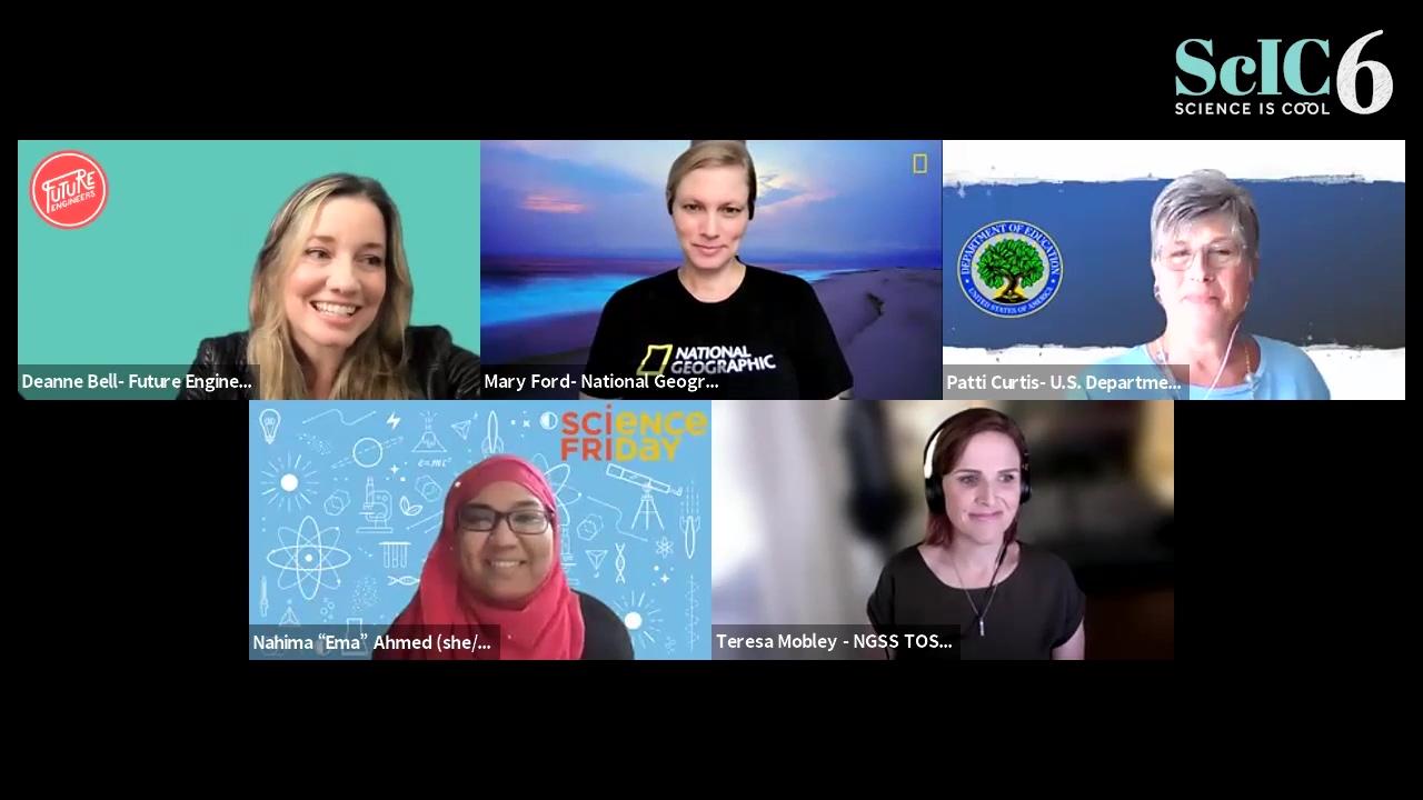 Panel 3 - Women in STEM 720p