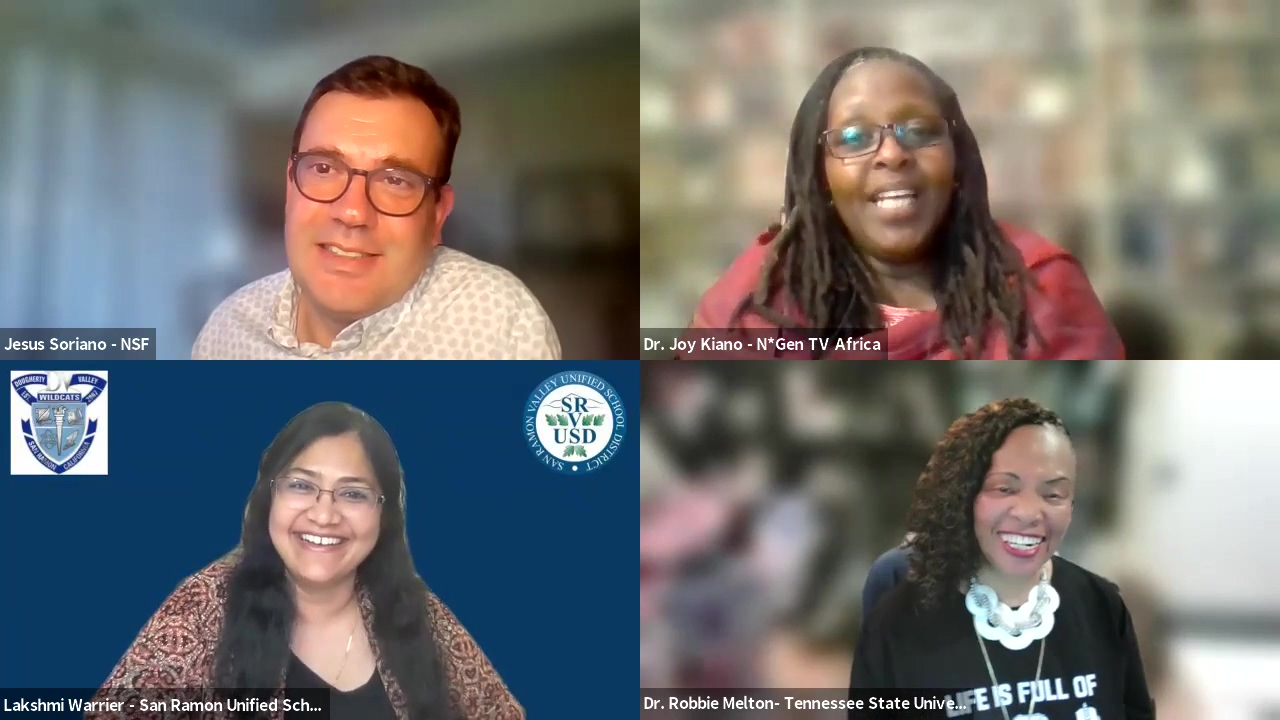 Panel 4 - Diversity, Equity & Inclusion in STEM 720p