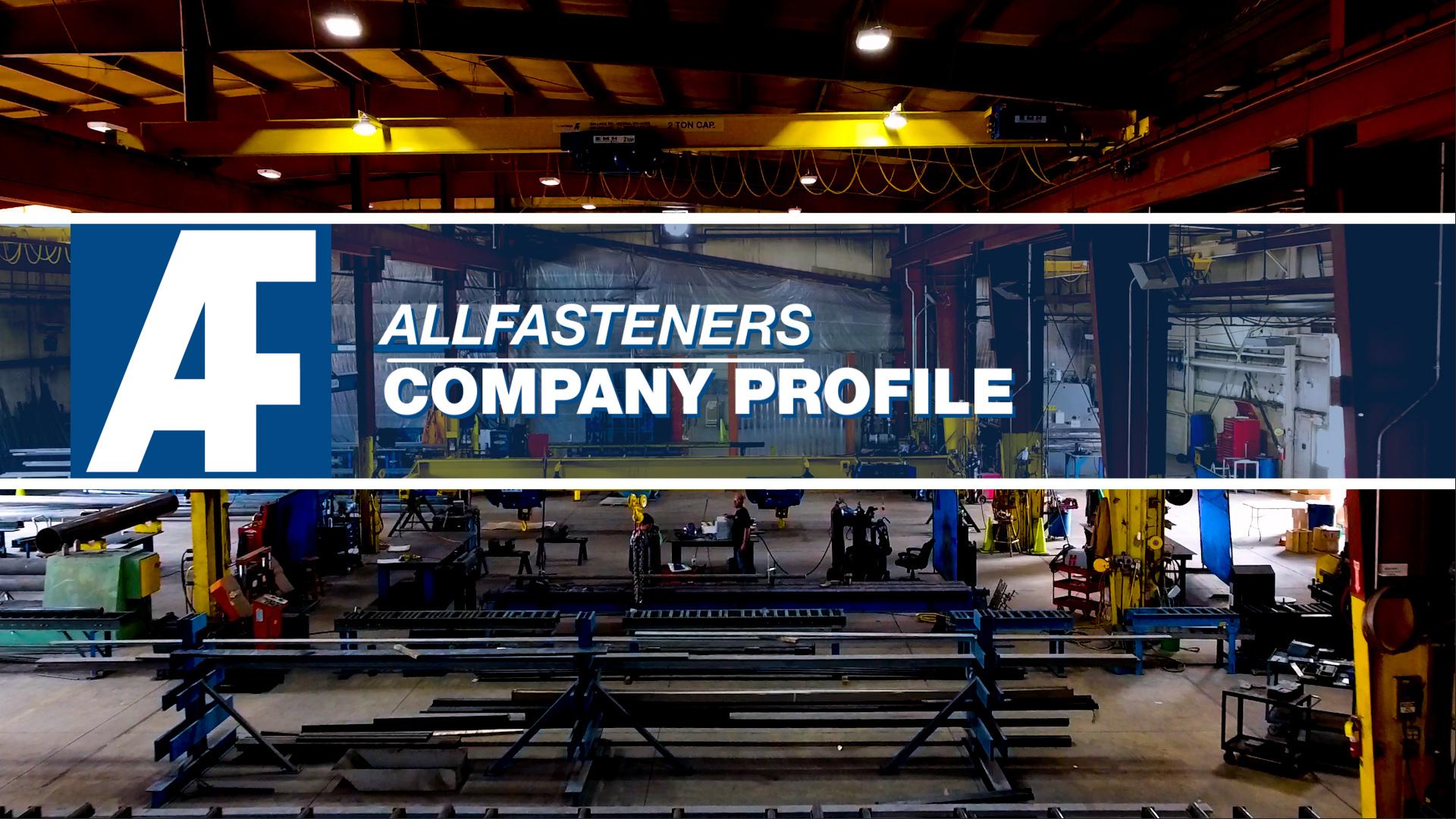 Allfasteners USA - Company Overview