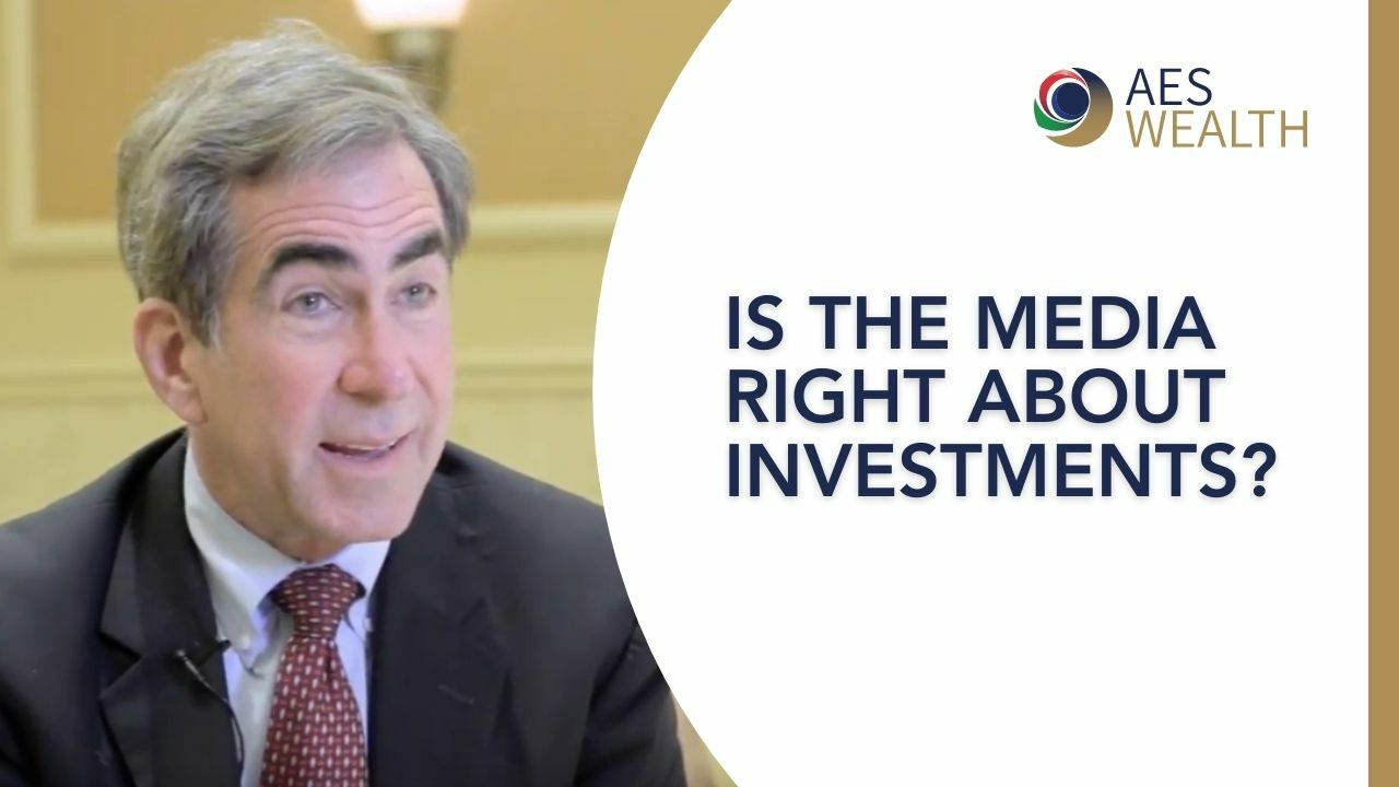 Adviser Vlog 56 Is the media right about investments