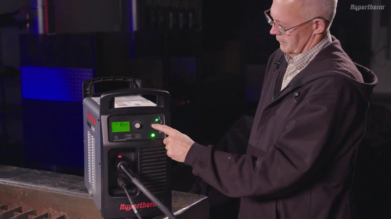Powermax SYNC: Setup and operation