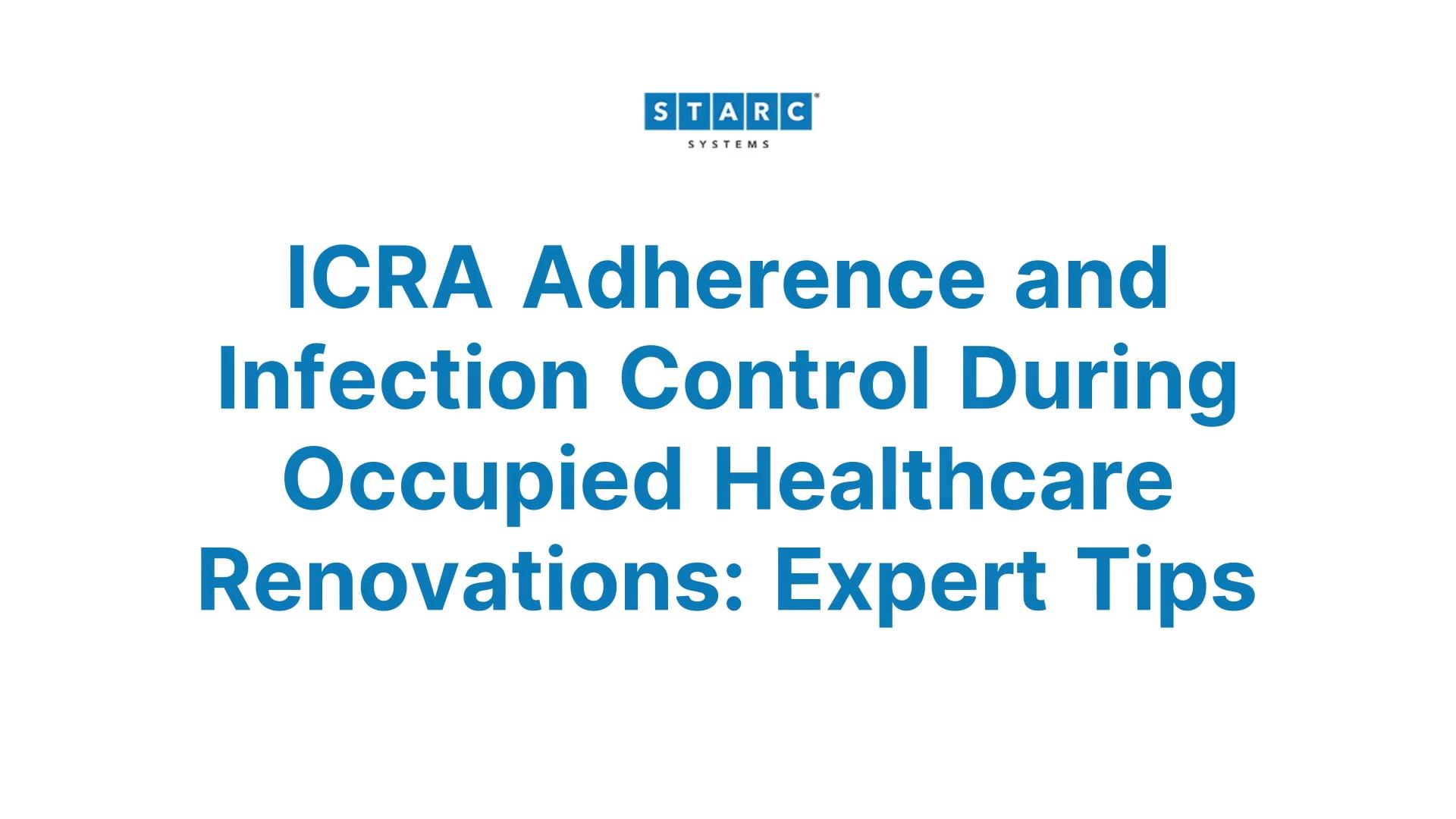 ICRA Adherence Highlights