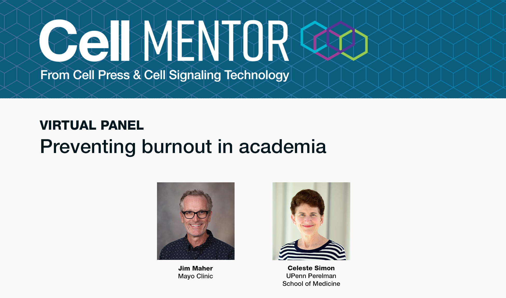 Get Hired - Preventing burnout in academia
