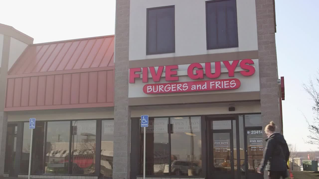 Snagajob Works for Five Guys