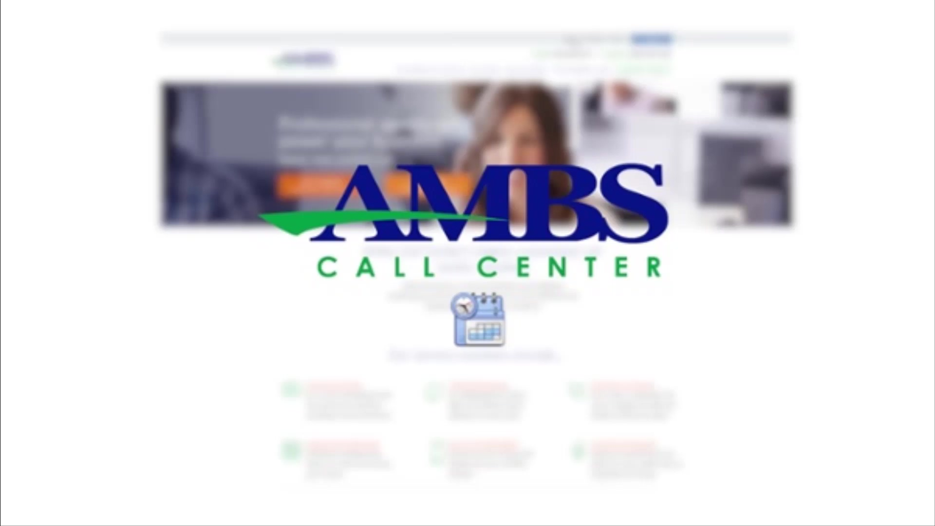 myAmbs Web On Call Feature