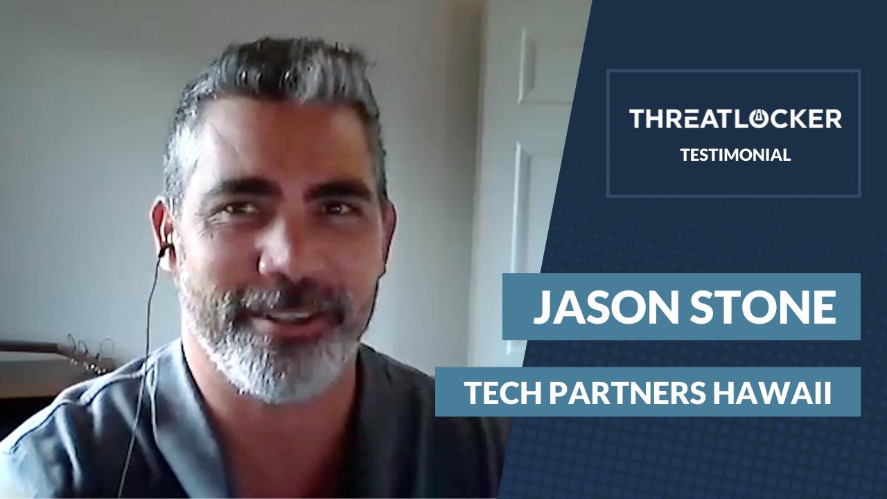 Tech Partners - Jason Stone v1