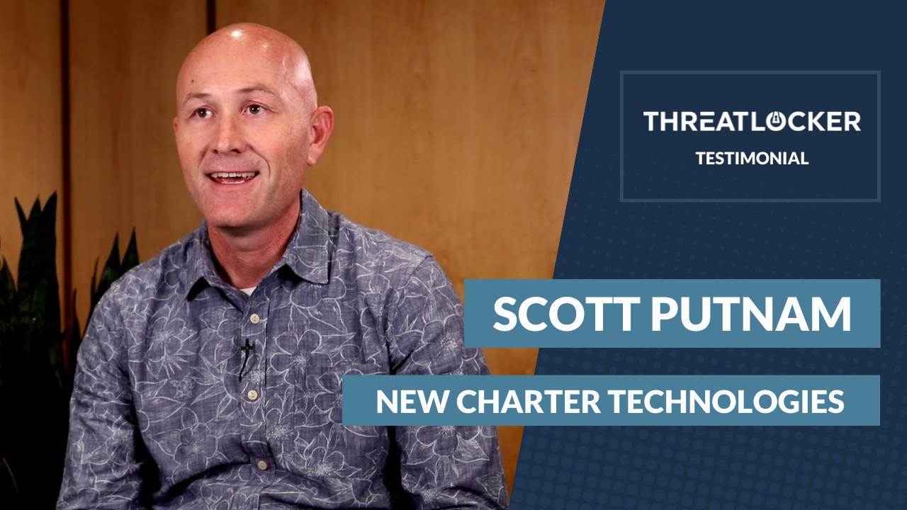 New Charter Technologies  - Scott Putnam v1