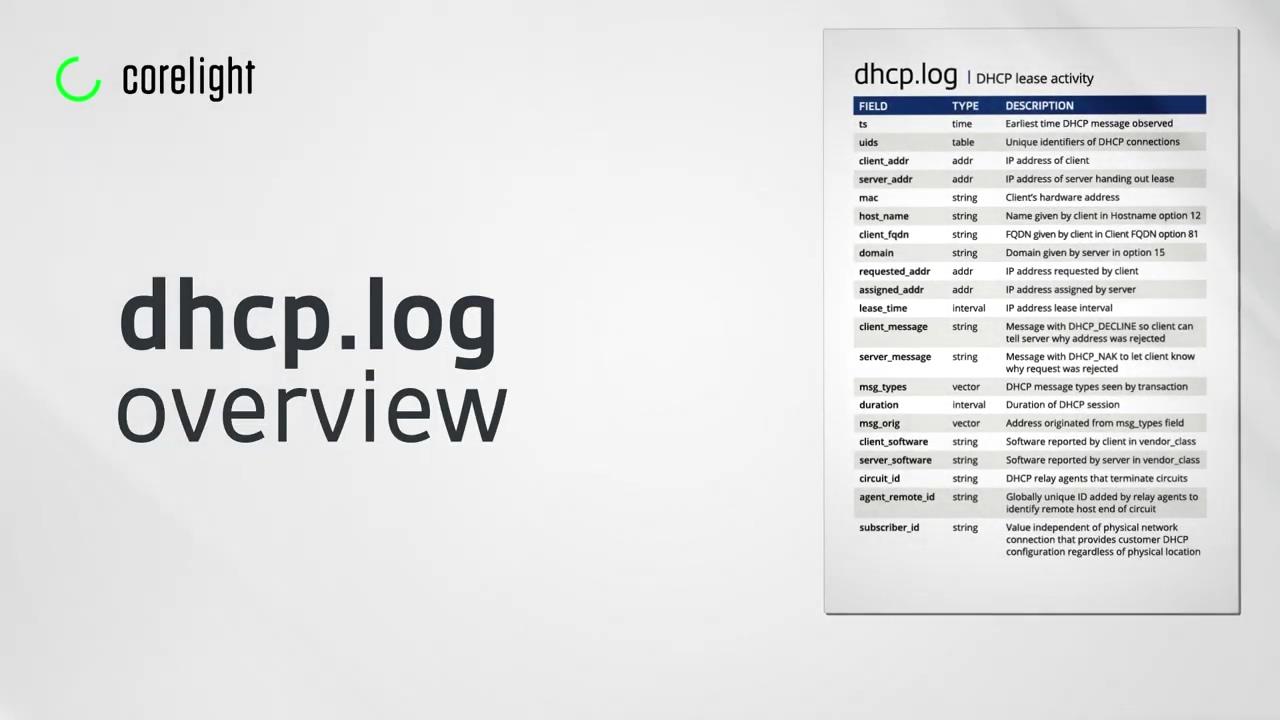 vid-zeek-dhcp-log-overview