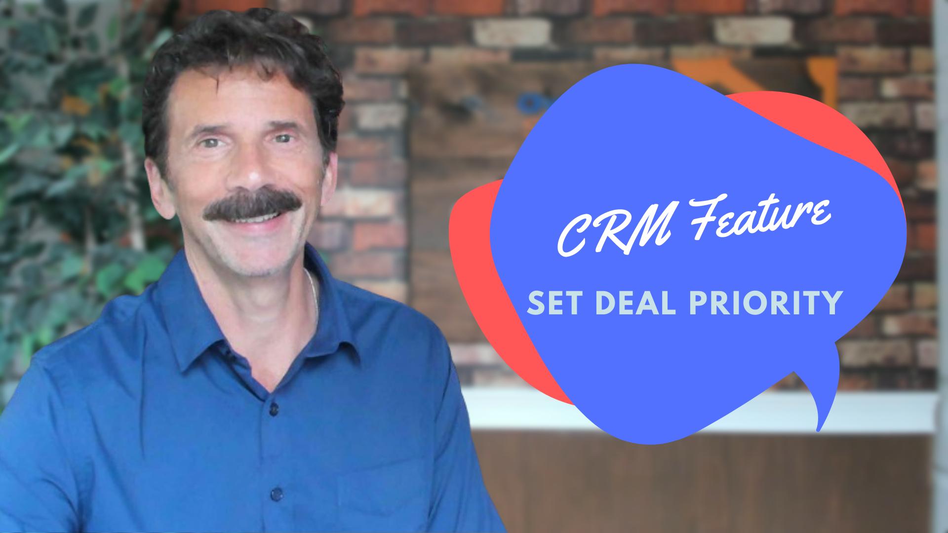 HubSpot CRM Deal Priority