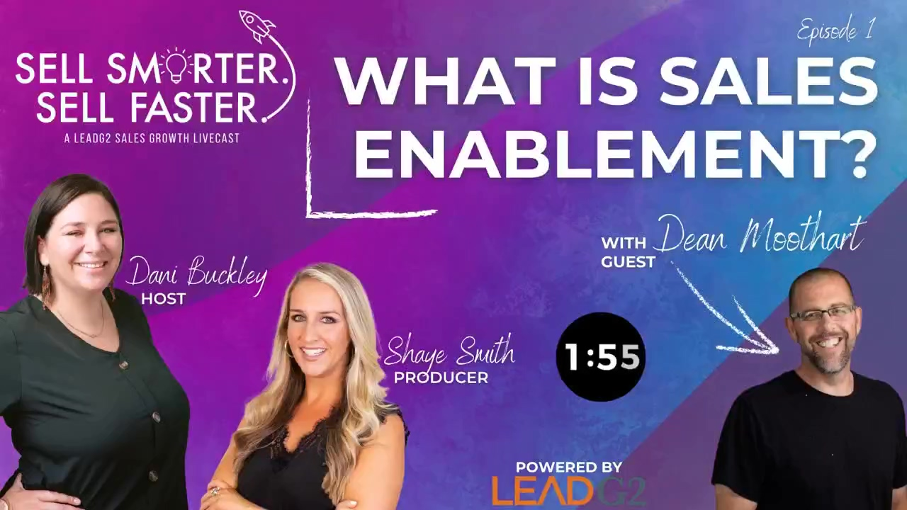 What is Sales Enablement_  _  Sell Smarter. Sell Faster. — Ep. 1