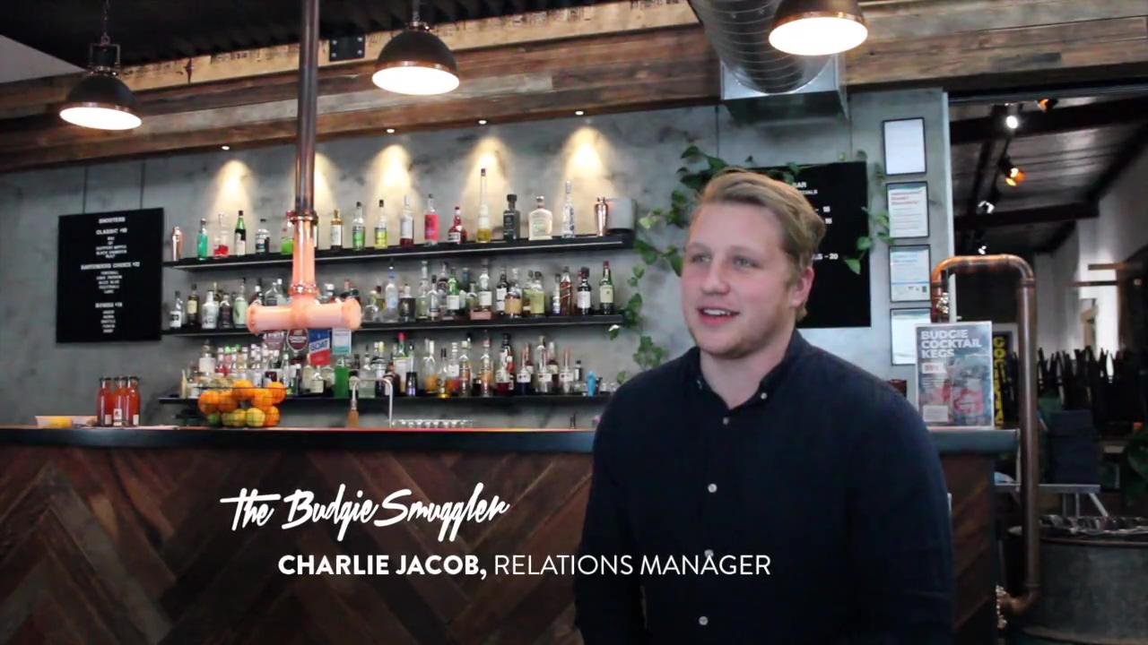 Budgie Smuggler - Edited Video - Final