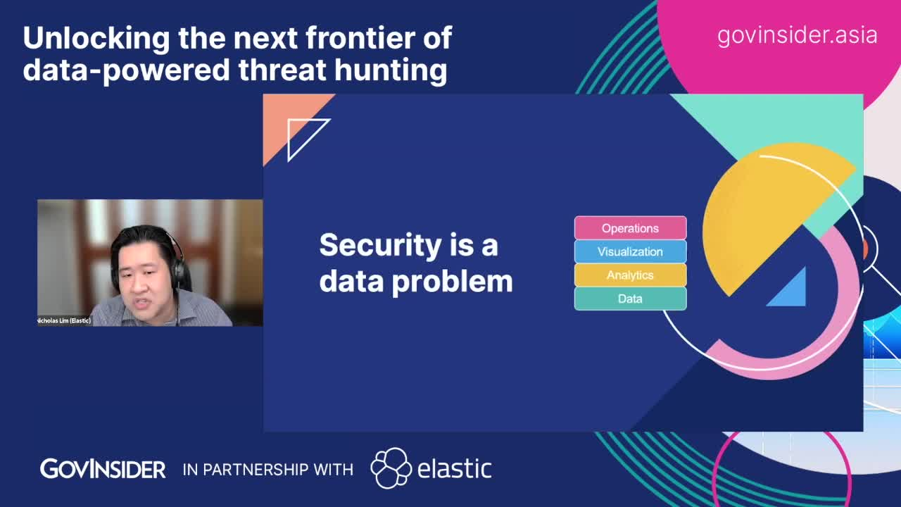 Video for Unlocking the next frontier of data-powered threat hunting