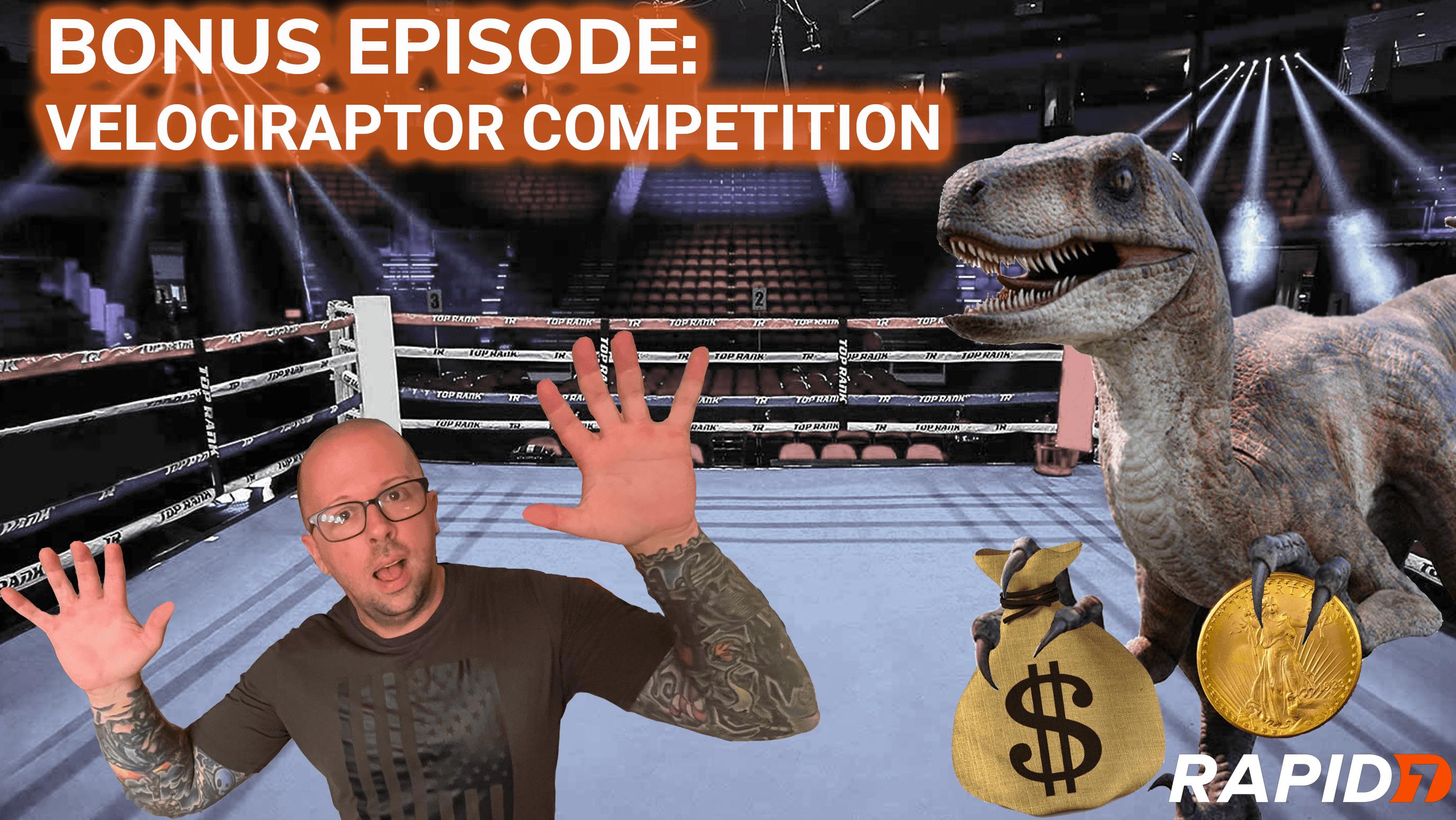 [The Lost Bots] Bonus Episode: Velociraptor Contributor Competition
