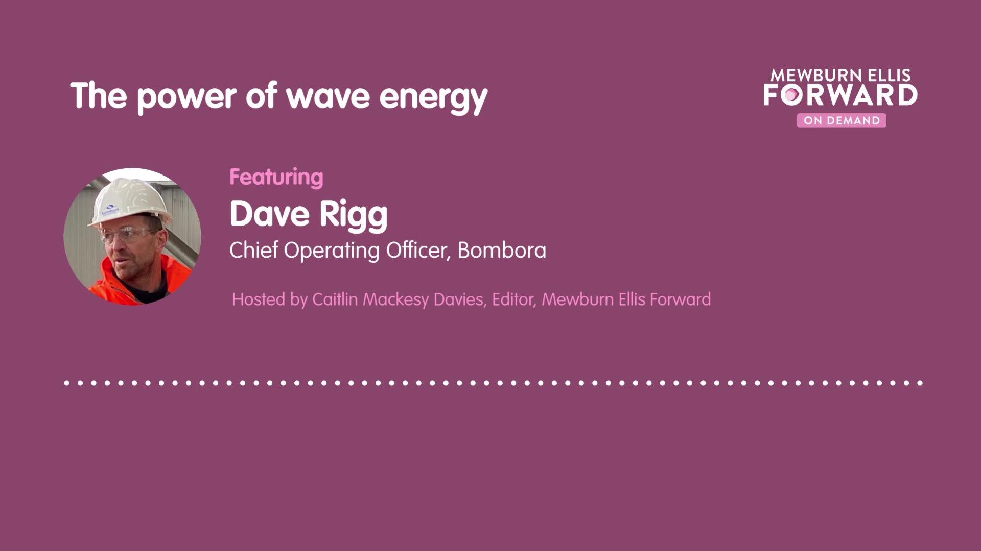 Dave Rigg Podcast v2