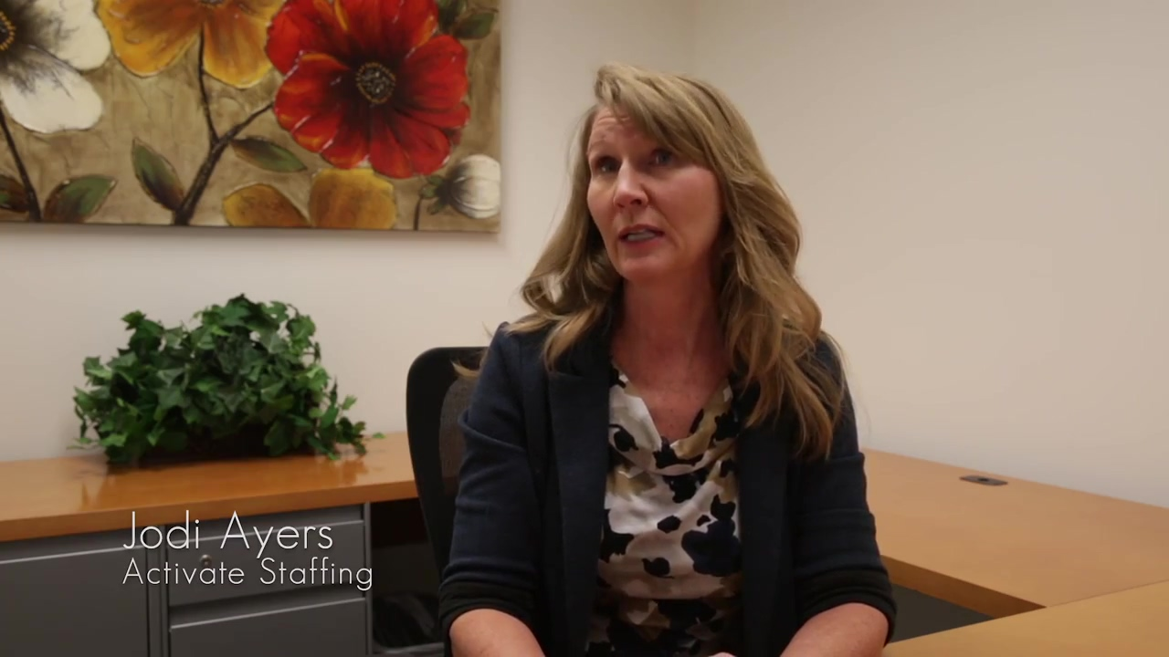Jodi Ayers talks about Office Evolution Lakewood