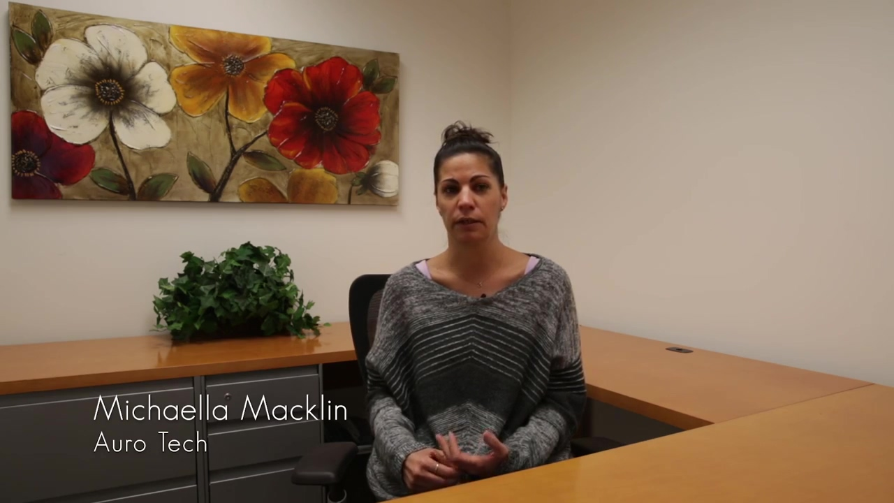 Michaella Macklin talks about Office Evolution Lakewood